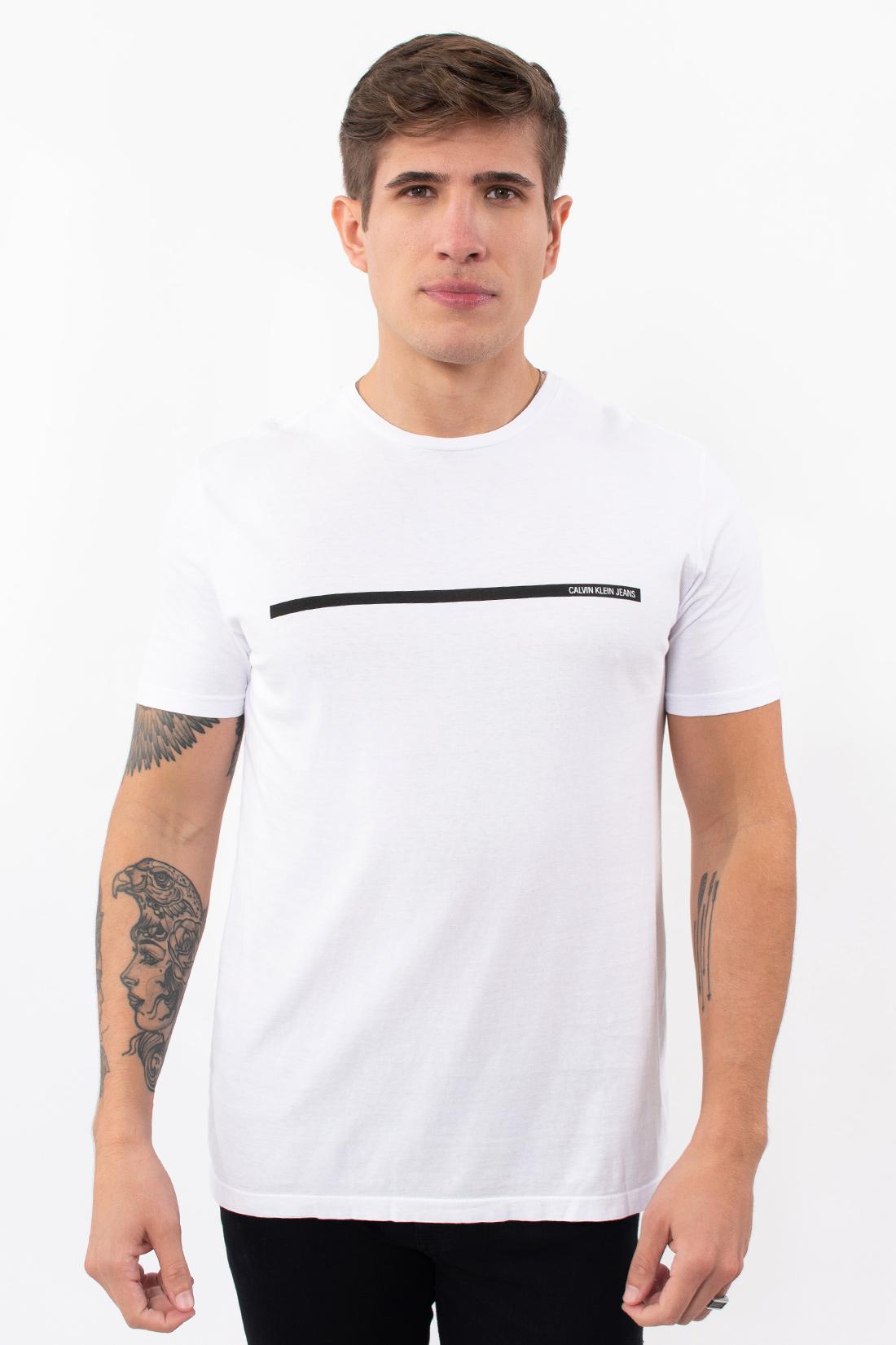 Camiseta Mc Calvin Klein Linha