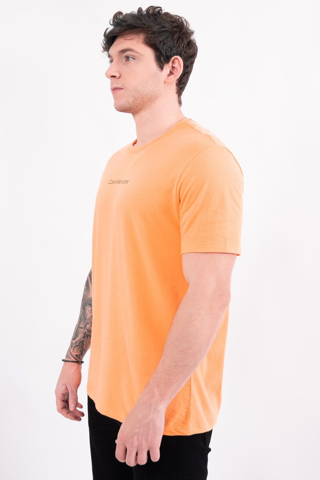 Camiseta Mc Calvin Klein Logo Basico
