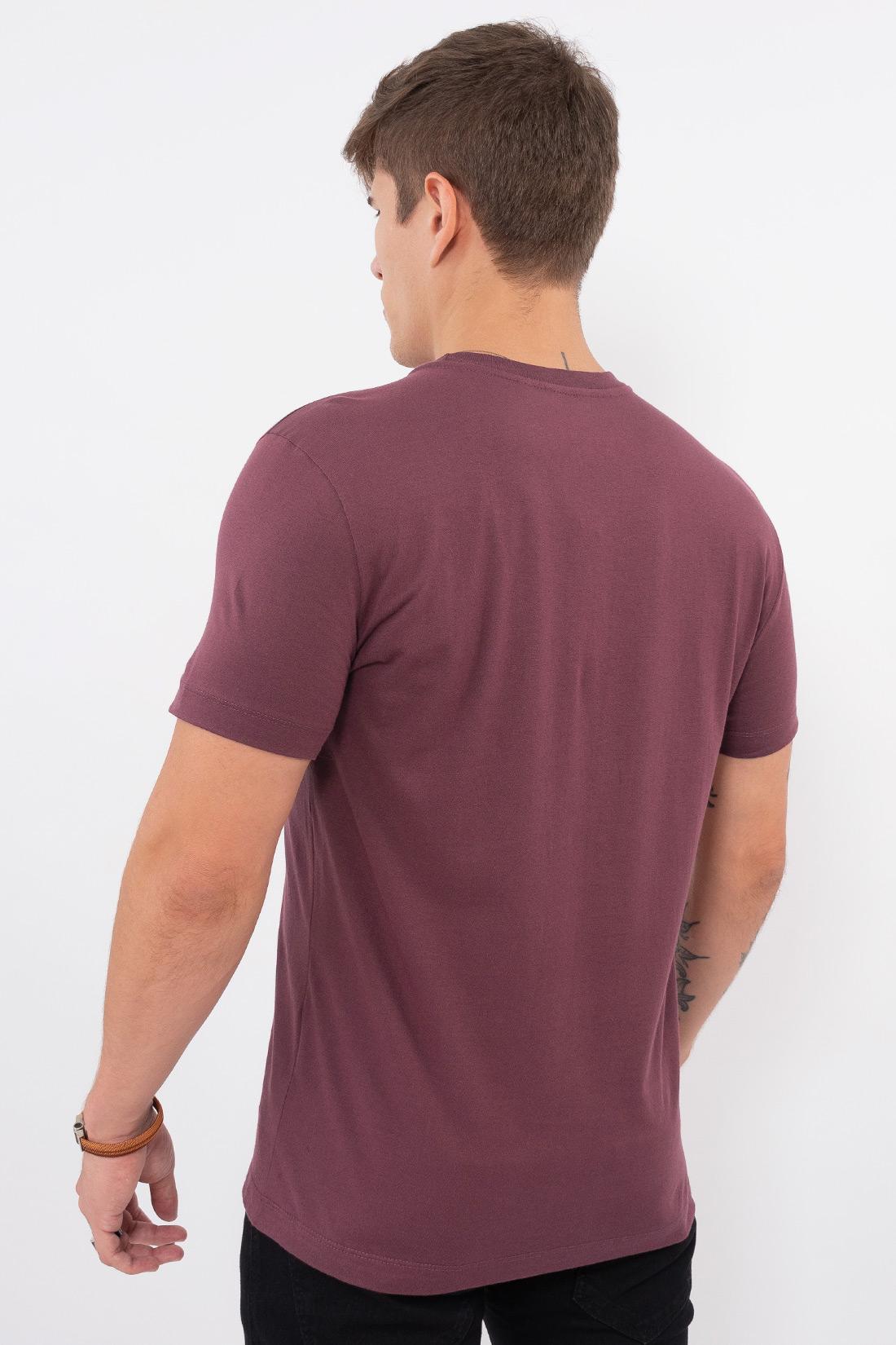Camiseta Mc Calvin Klein Logo Faixa