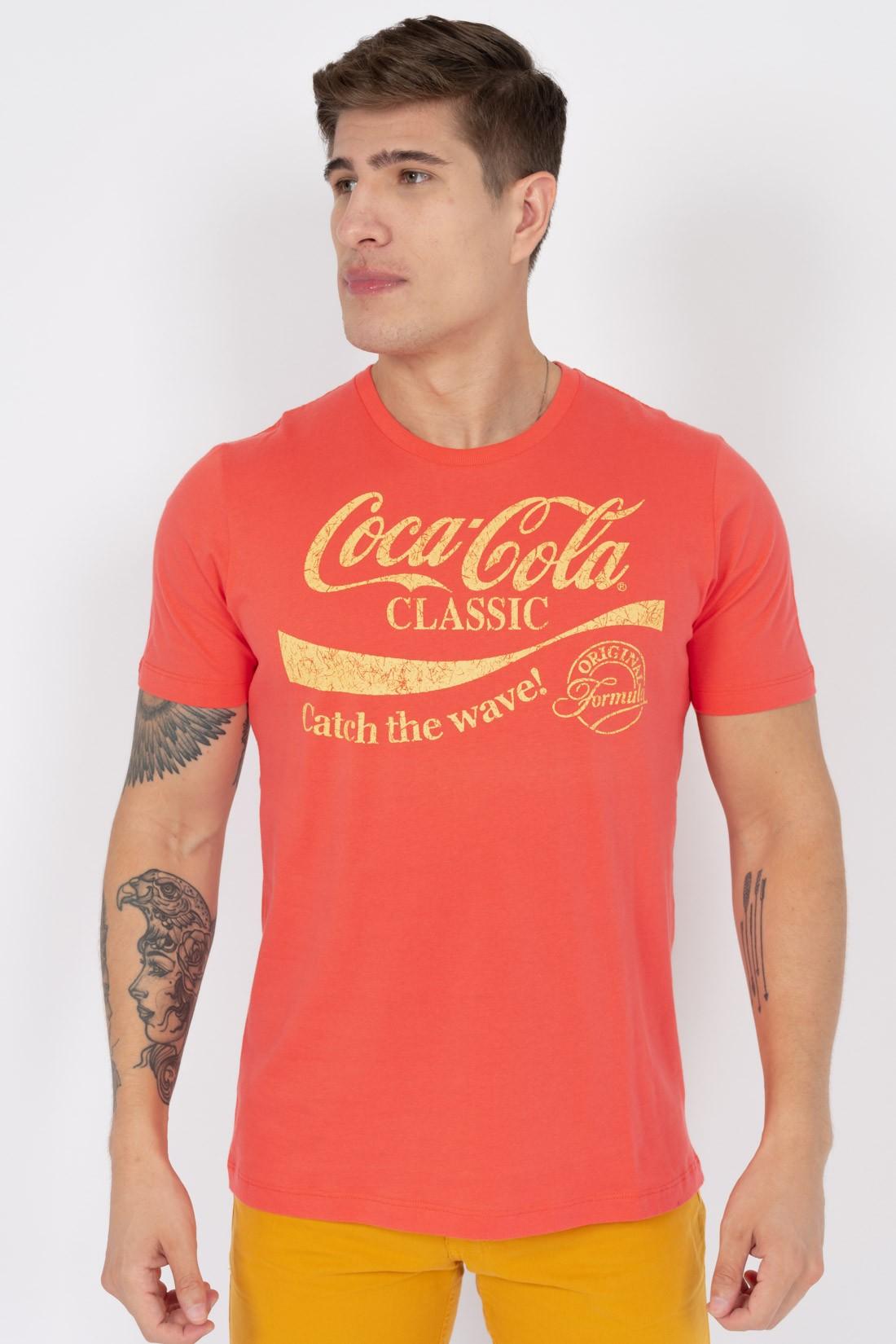 Camiseta Mc Coca Cola Classic