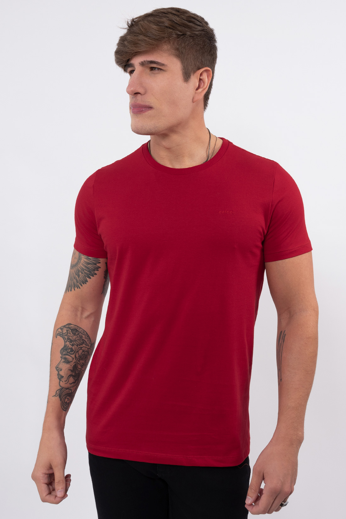 Camiseta Mc Colcci Basica