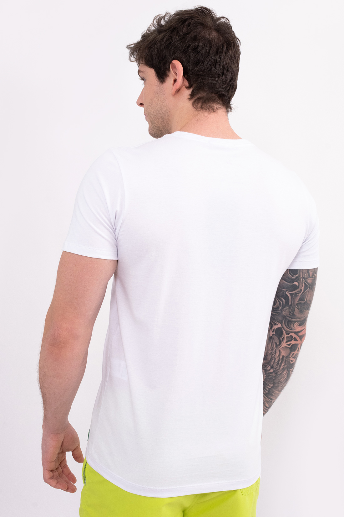 Camiseta Mc Colcci Clothing Brazil