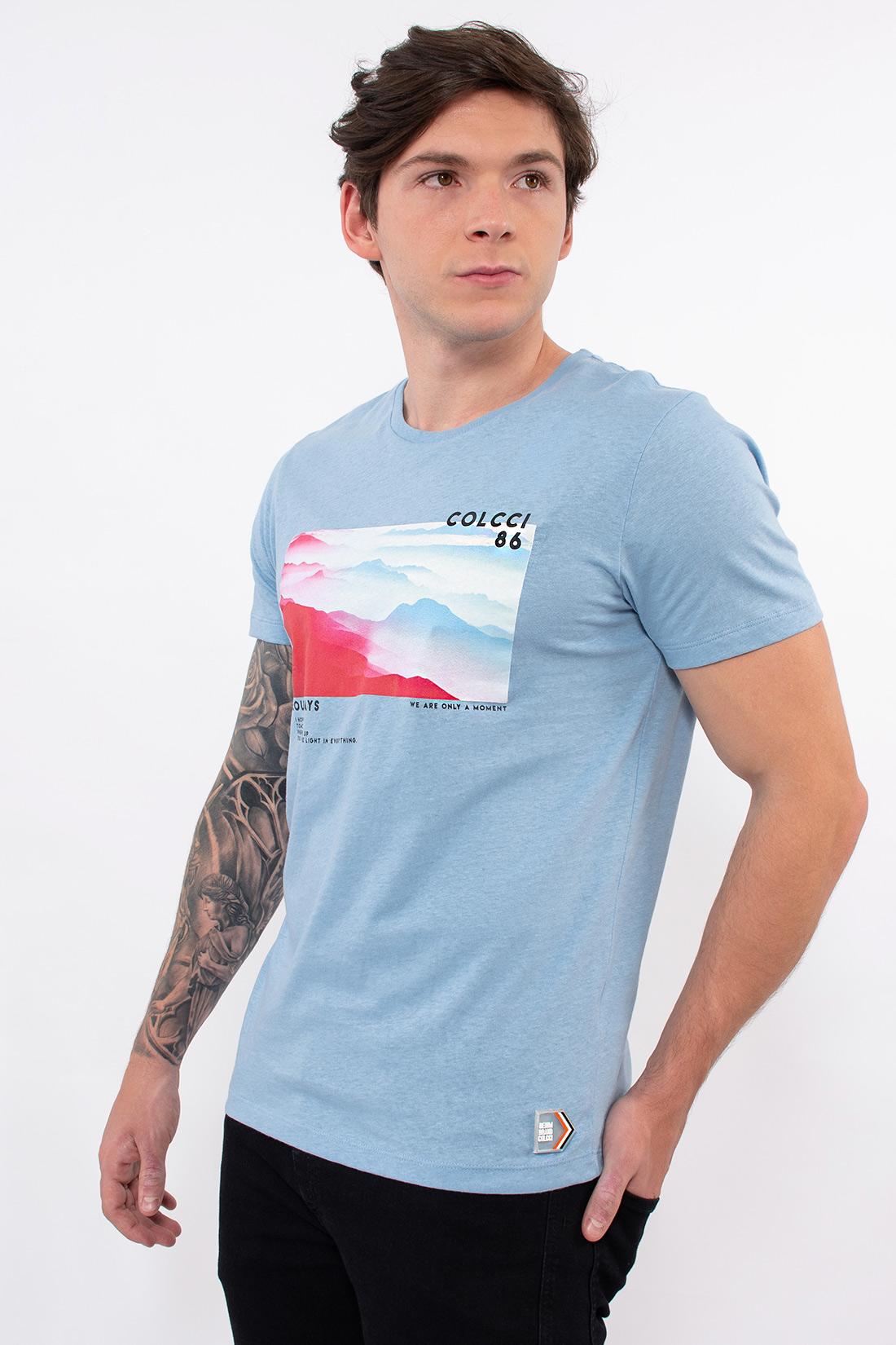 Camiseta Mc Colcci Cloudy Days