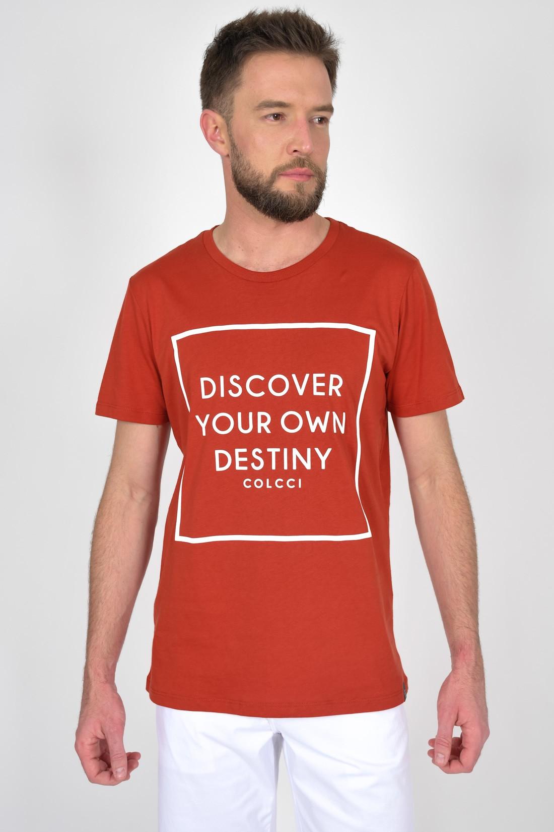 Camiseta Mc Colcci Discover Your Own Destiny