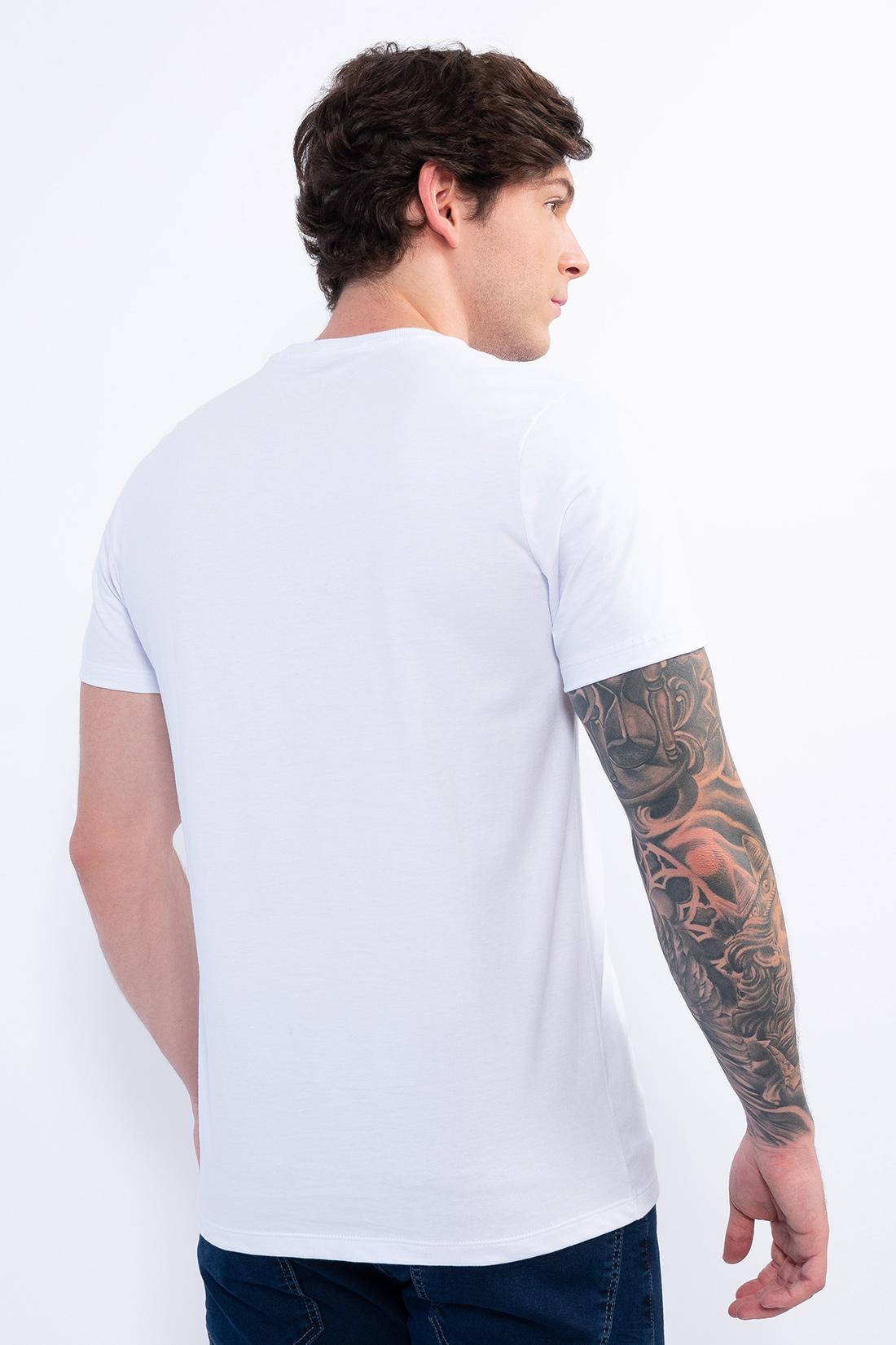 Camiseta Mc Colcci Estampada