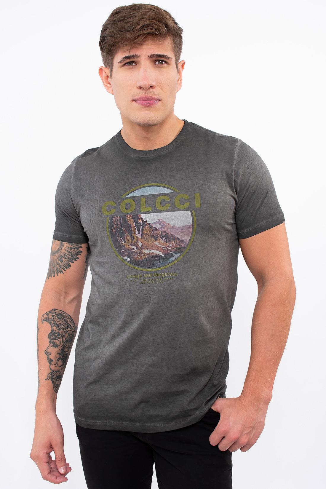 Camiseta Mc Colcci Estonada Savage And Dangerous