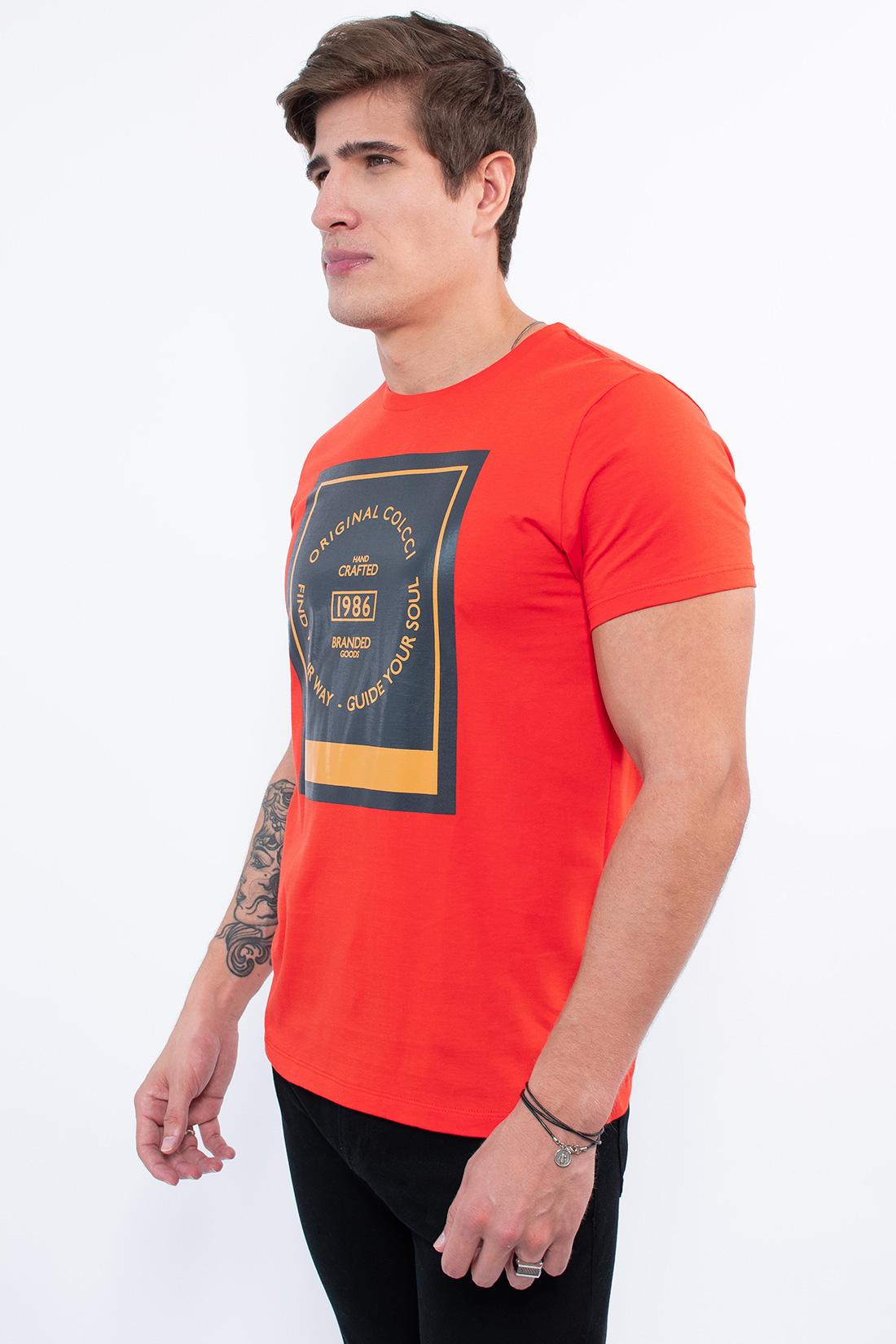 Camiseta Mc Colcci Hand Crafted