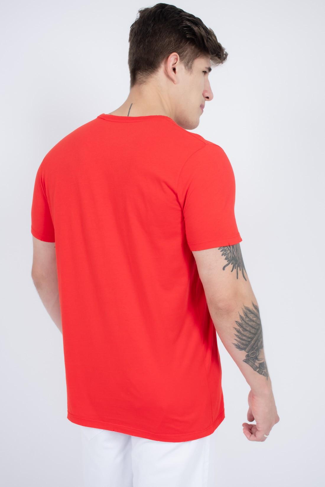 Camiseta Mc Colcci Lake Of Fire