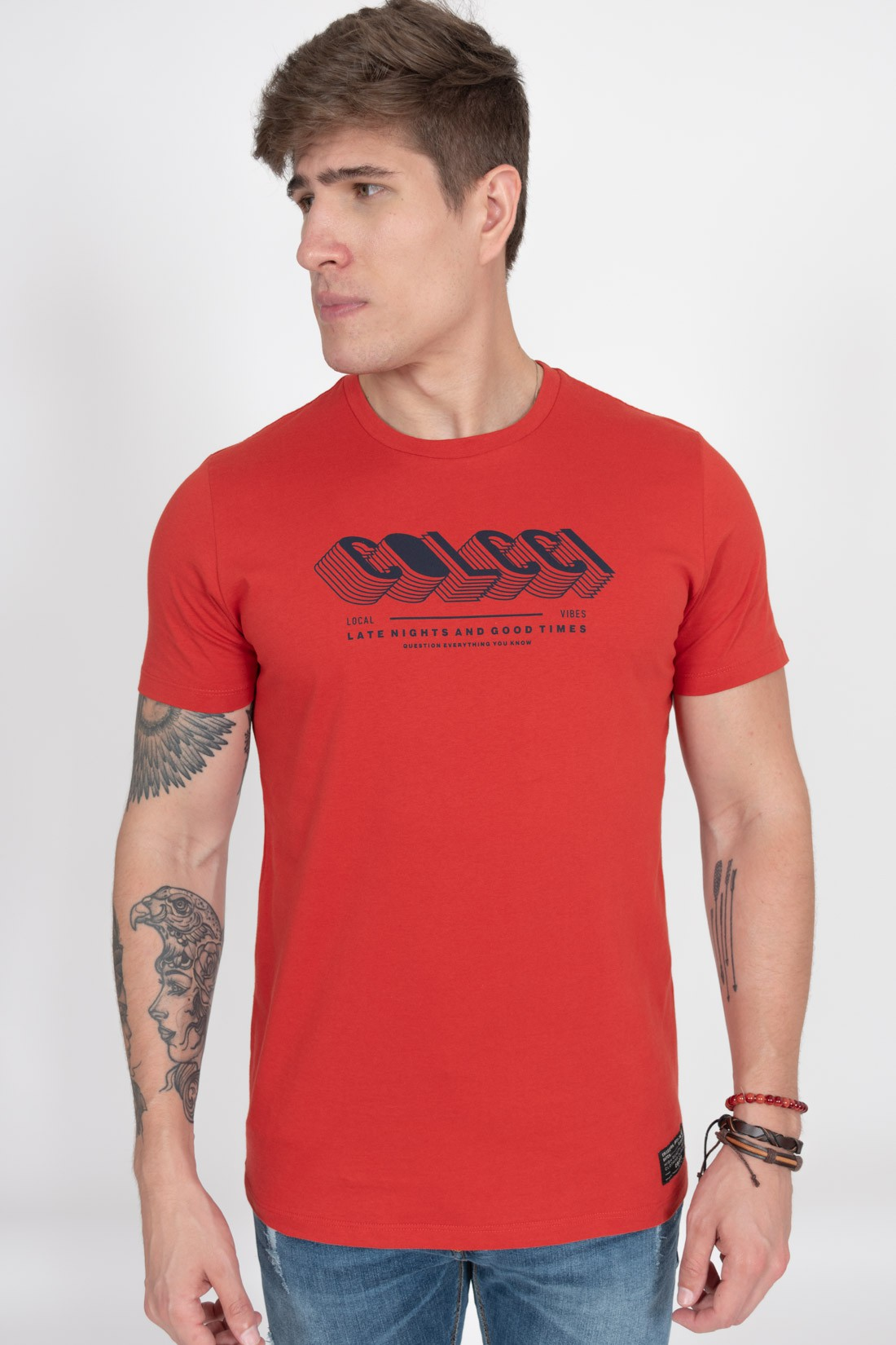 Camiseta Mc Colcci Late Nights