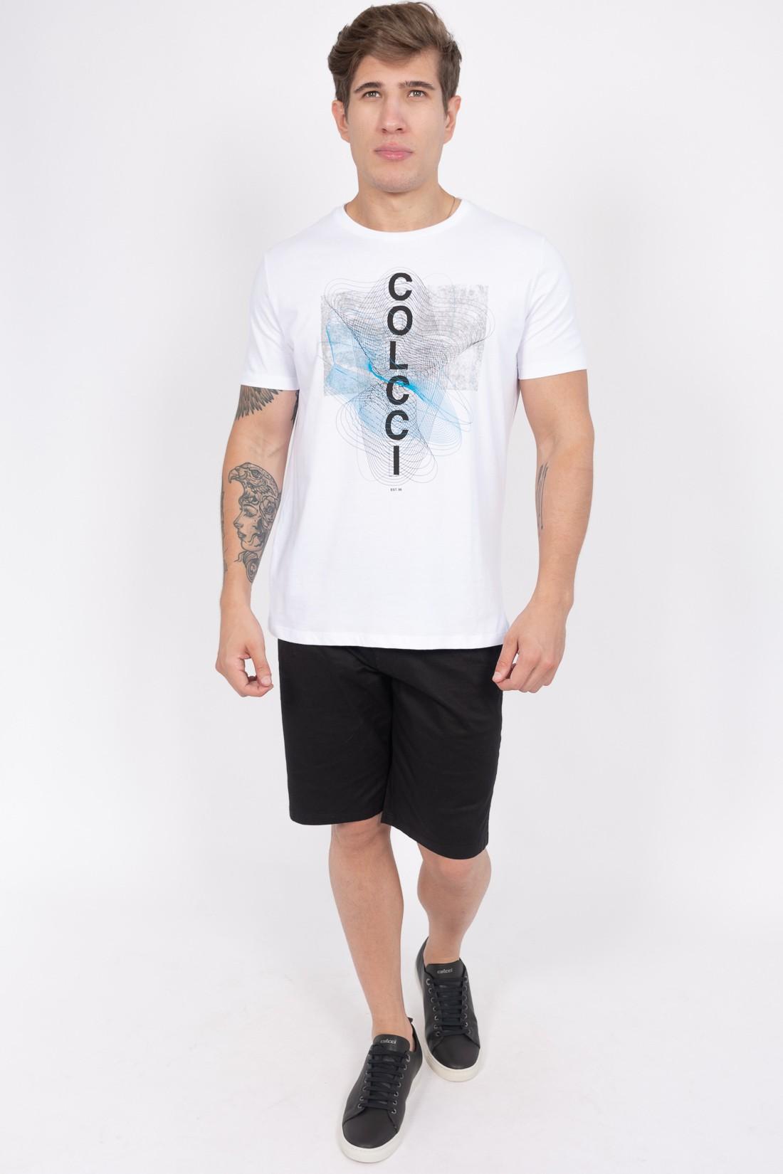 Camiseta Mc Colcci Logo