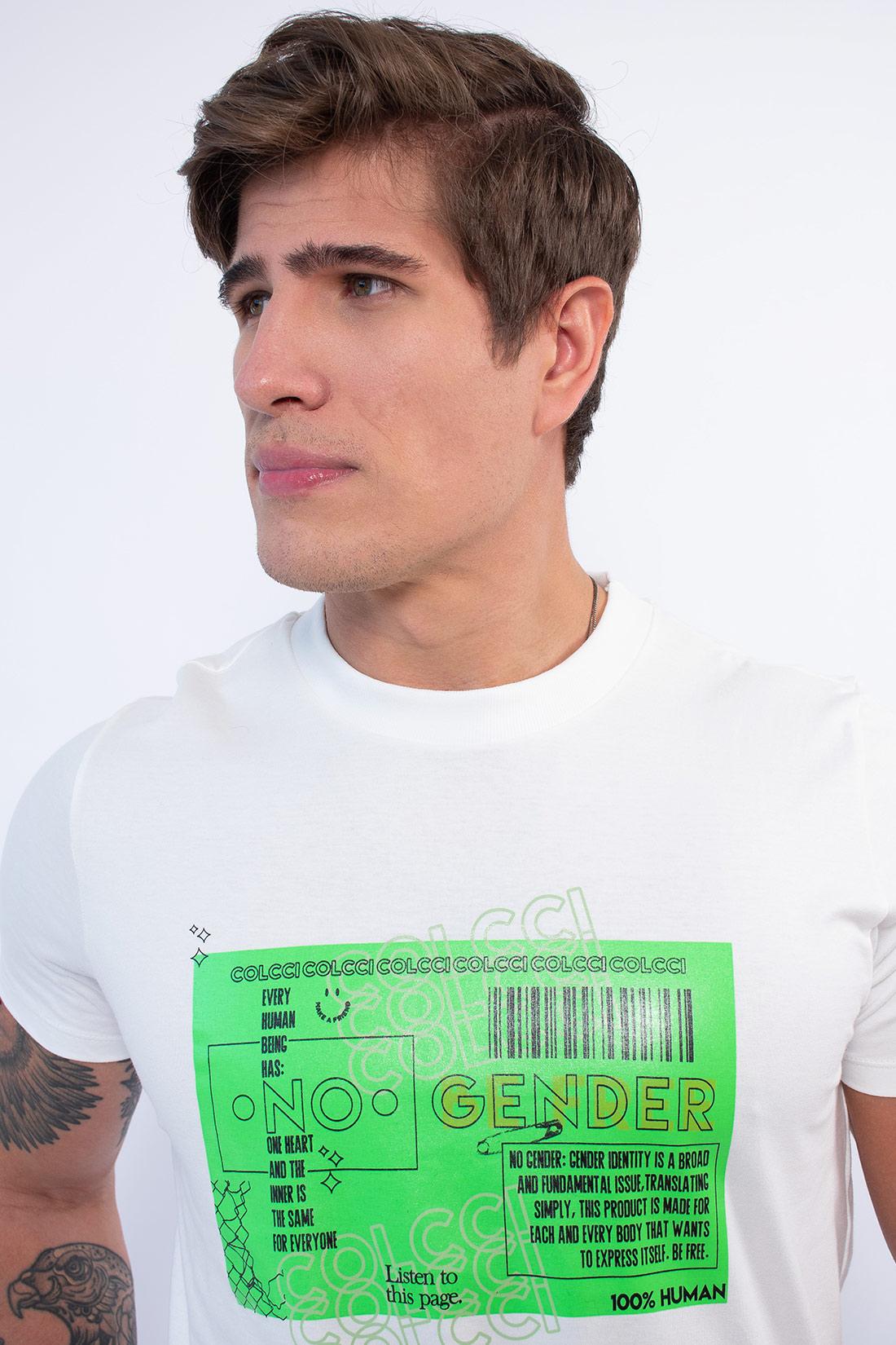 Camiseta Mc Colcci No Gender
