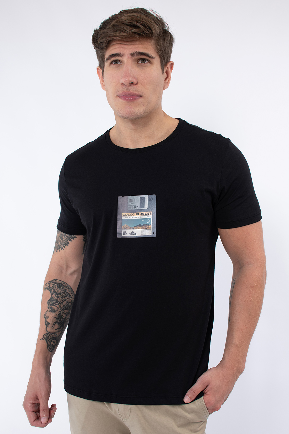 Camiseta Mc Colcci Playlist