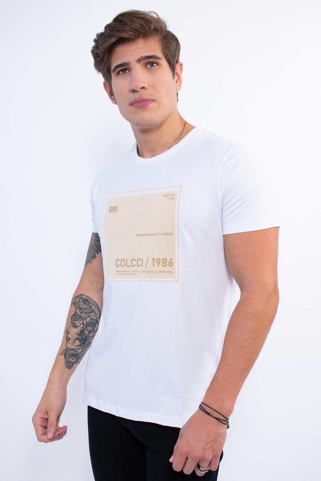 Camiseta Mc Colcci Premium Quality Goods
