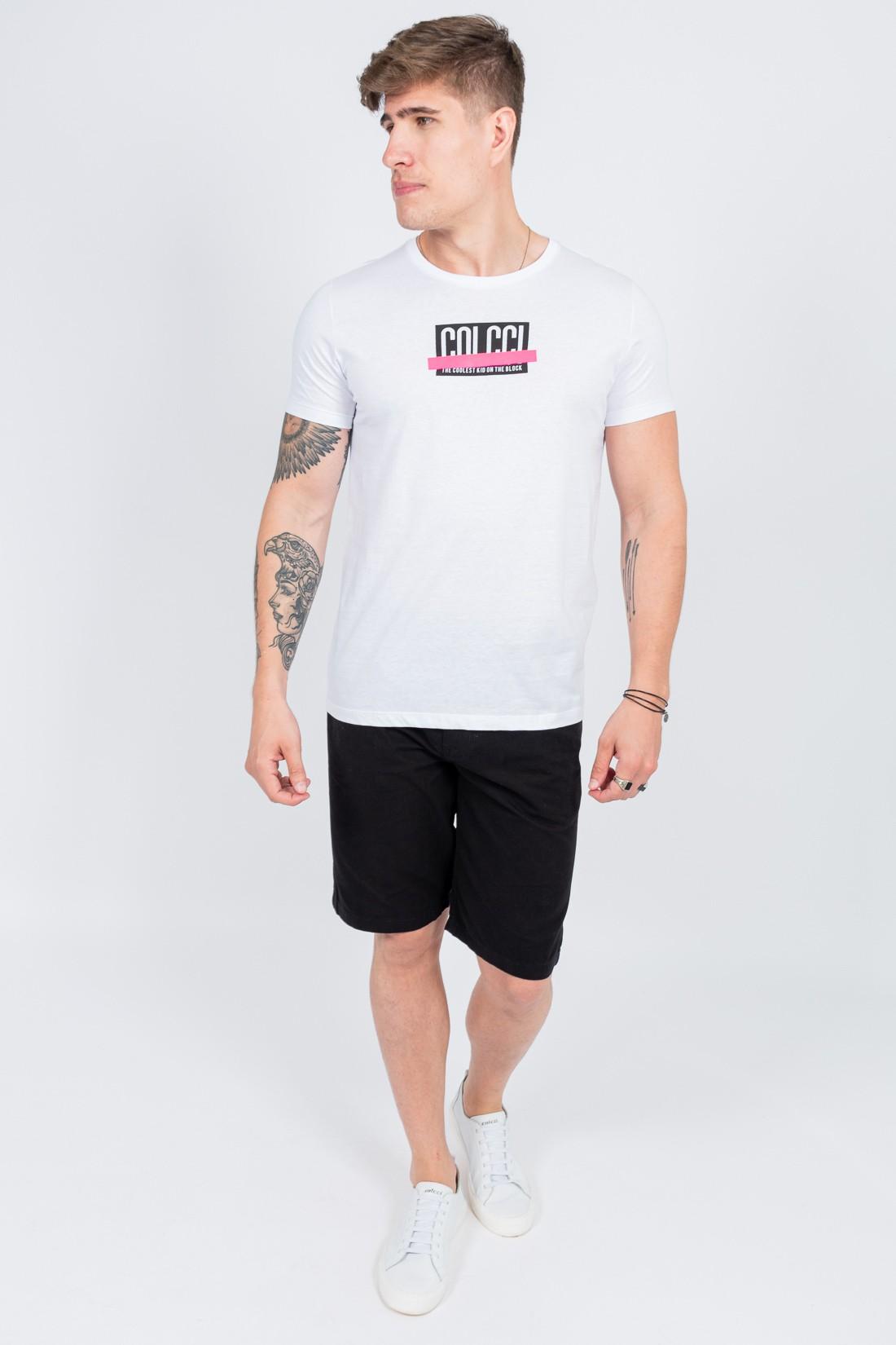 Camiseta Mc Colcci The Coolest Kid On The Block