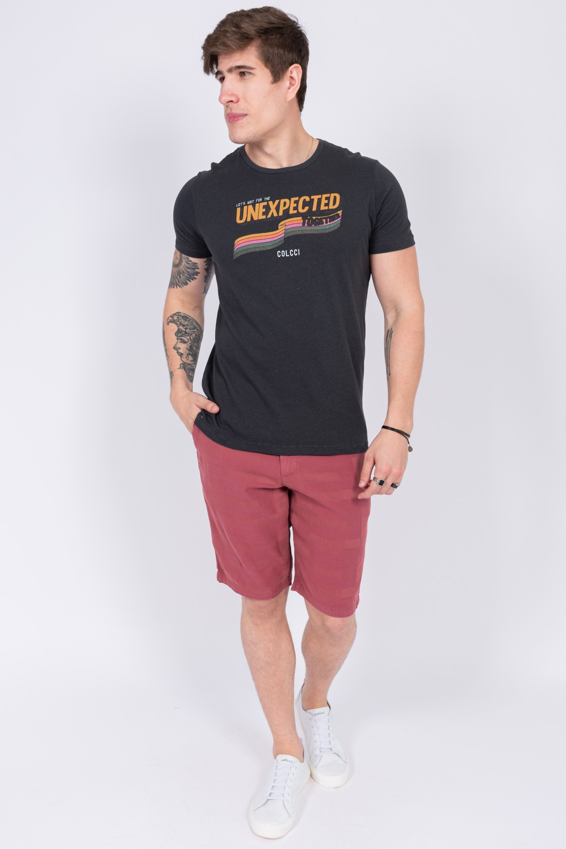 Camiseta Mc Colcci Unexpected