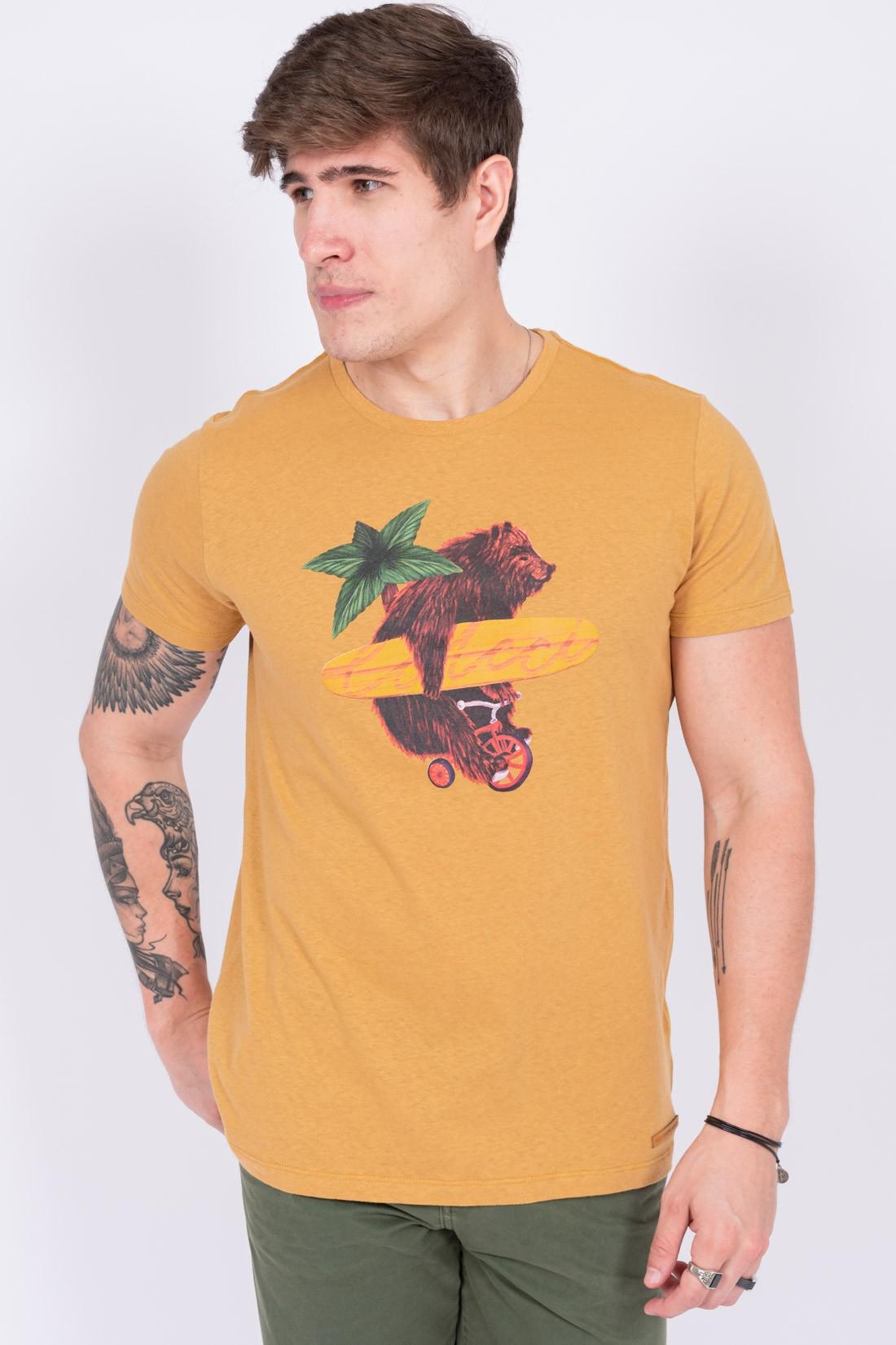 Camiseta Mc Colcci Urso