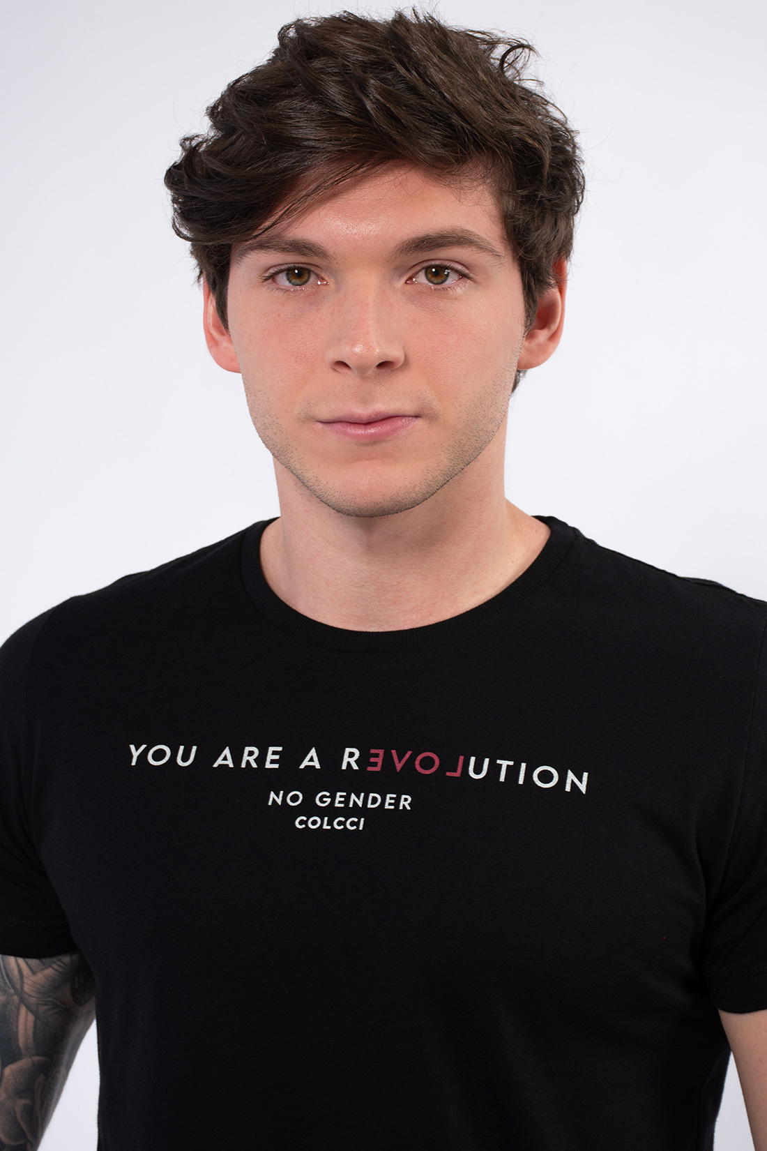 Camiseta Mc Colcci You Are Revolution