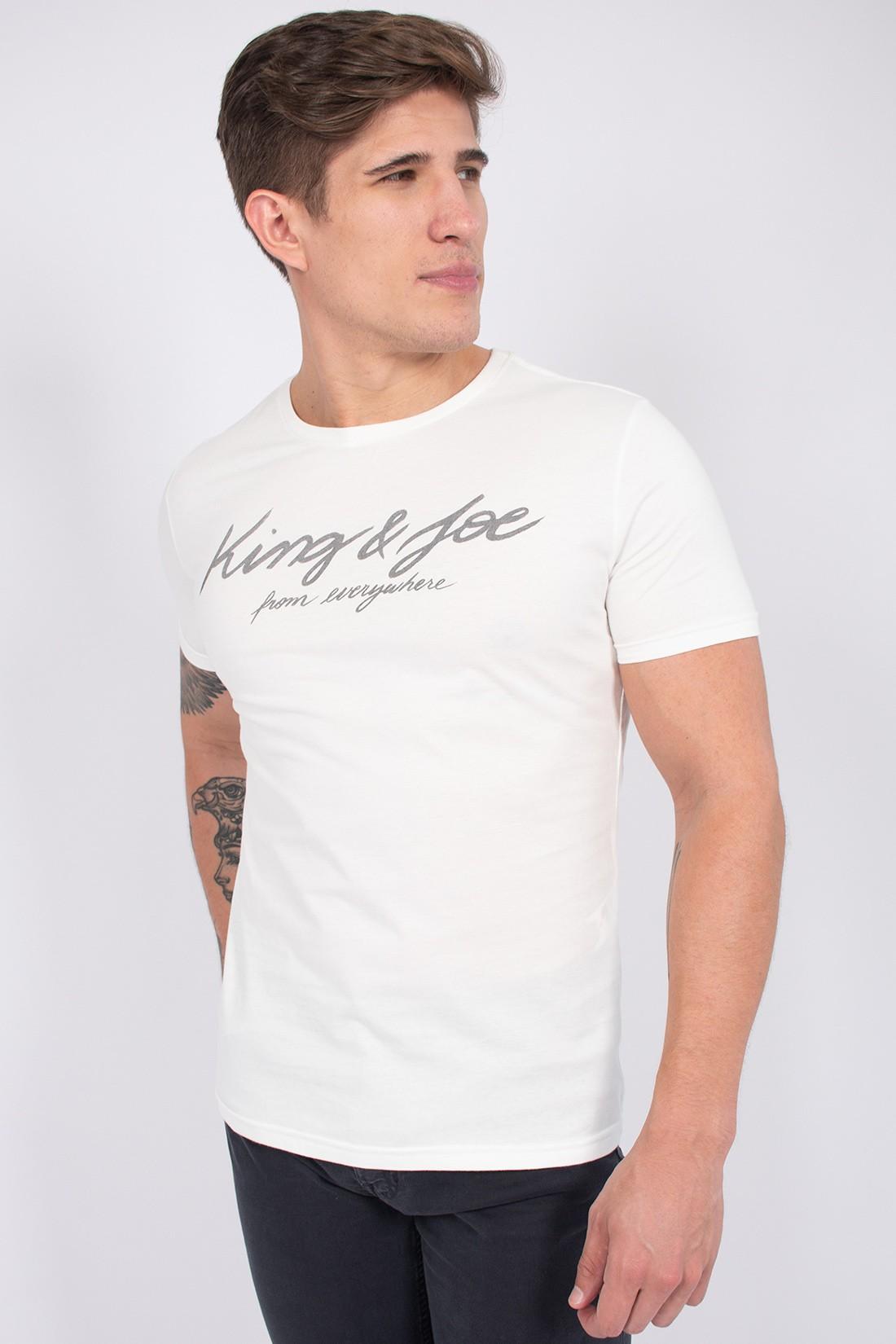Camiseta Mc King&Joe Institucional