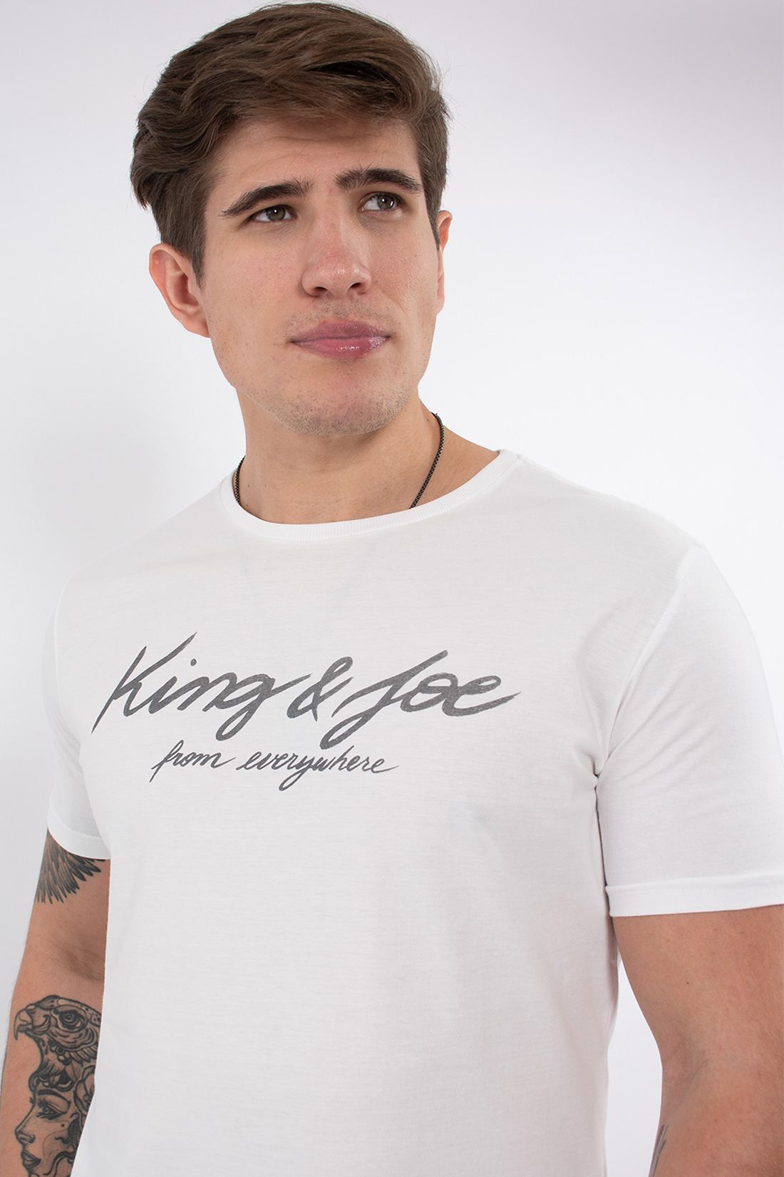 Camiseta Mc King&Joe Institucional