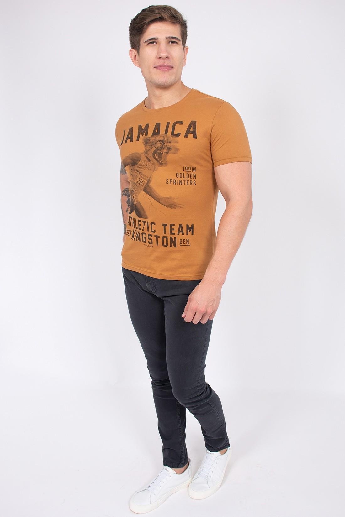 Camiseta Mc King&Joe Jamaica