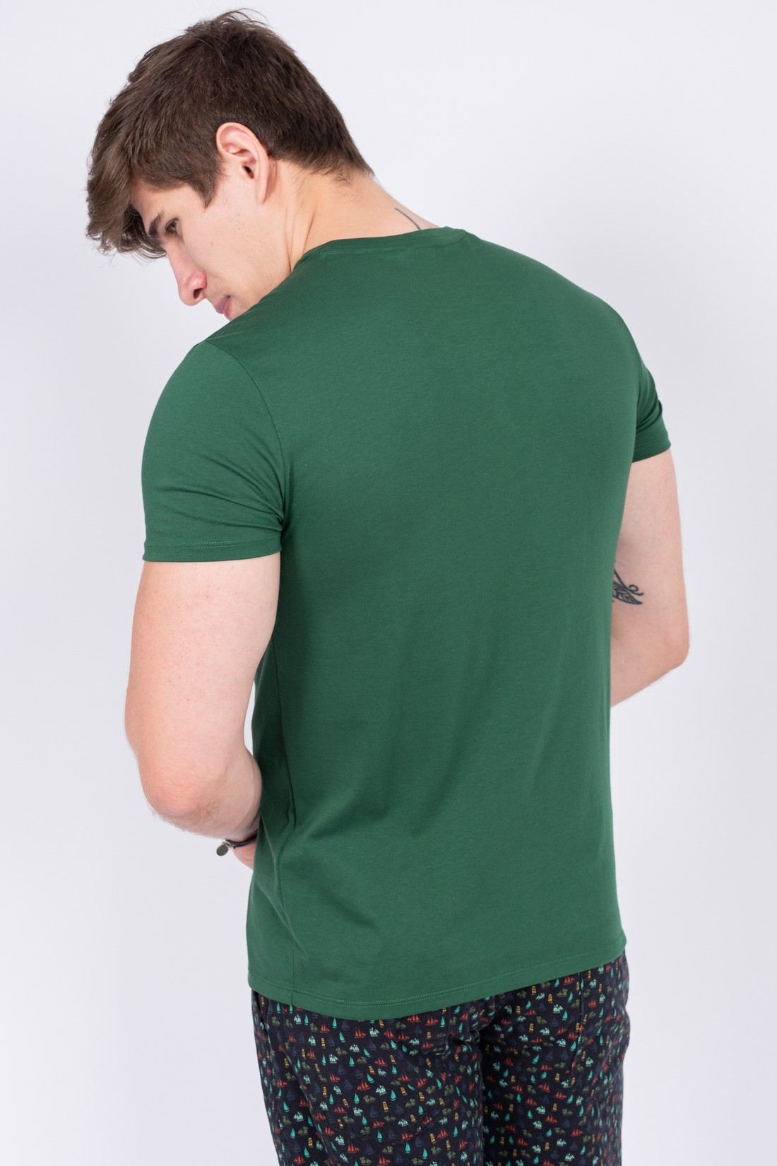 Camiseta Mc Lacoste Basic