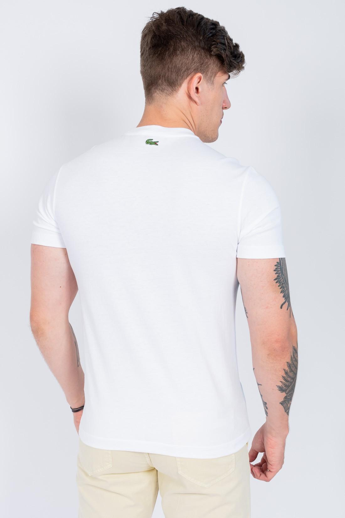 Camiseta Mc Lacoste France