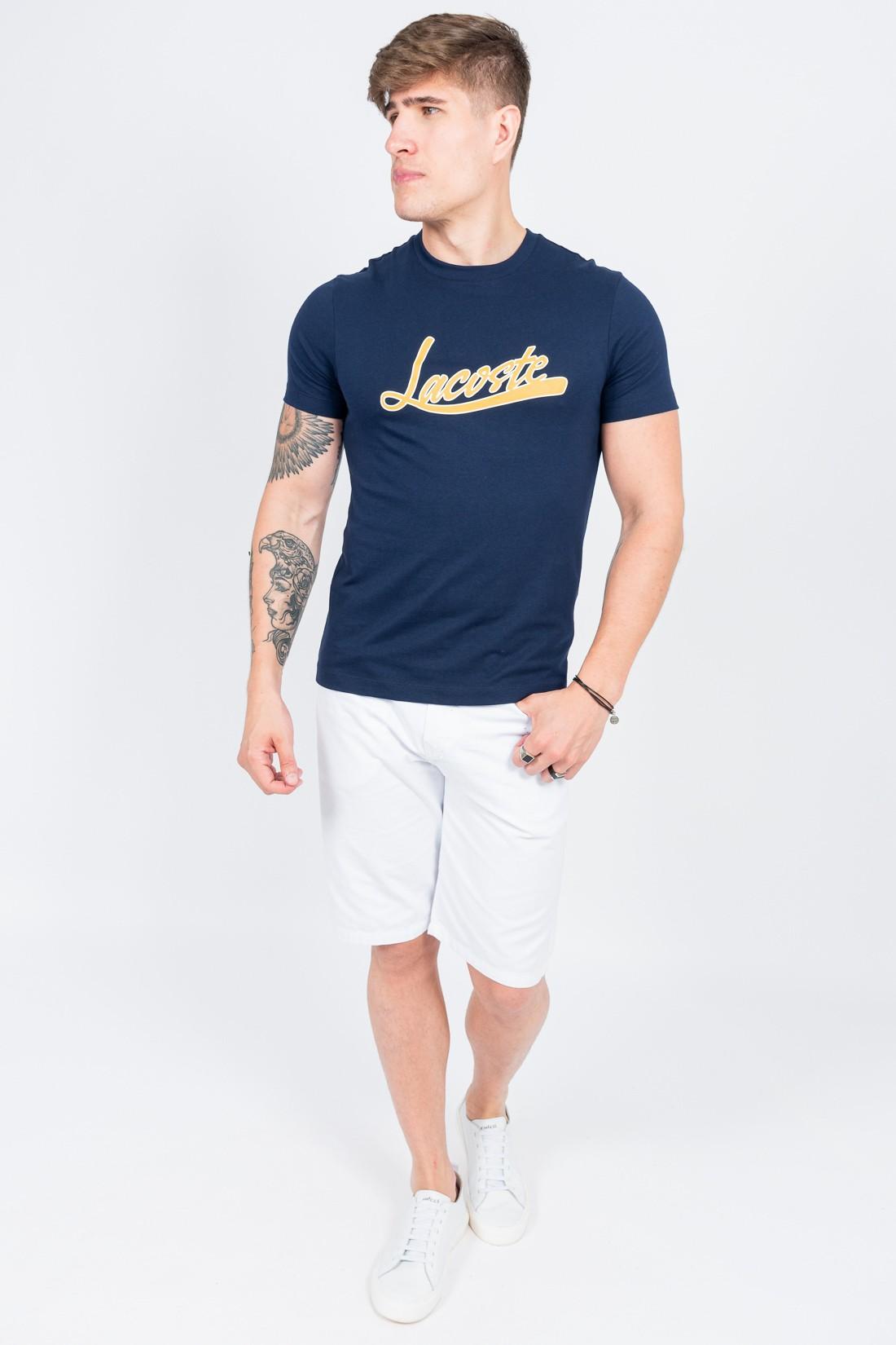 Camiseta Mc Lacoste Logo