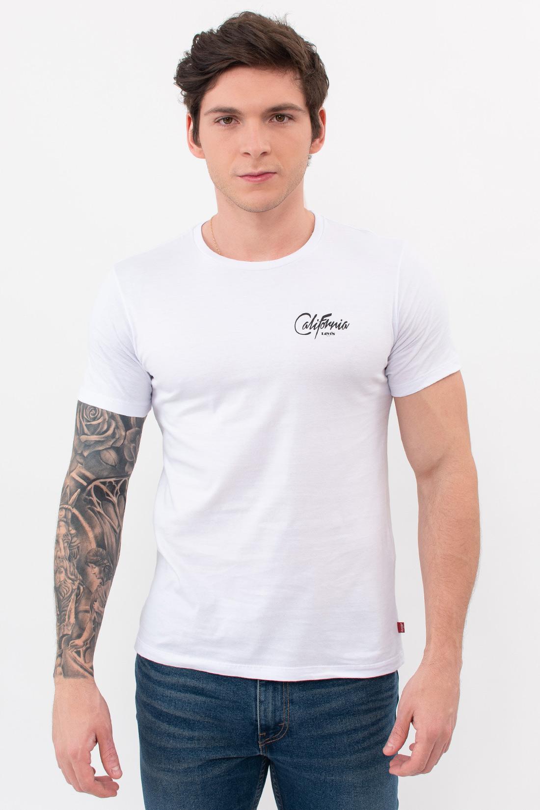 Camiseta Mc Levis Estampa Costa