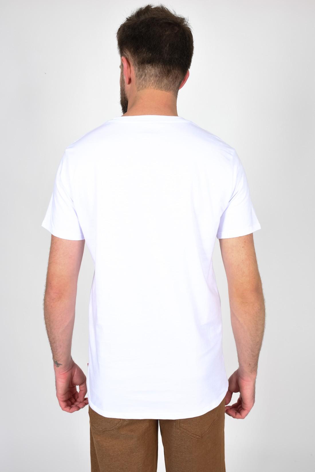 Camiseta Mc Levis Paisagem Circulo