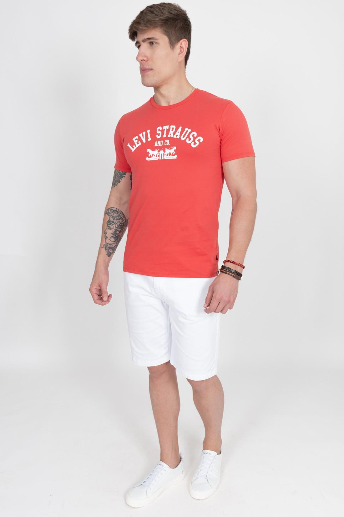 Camiseta Mc Levis Strauss