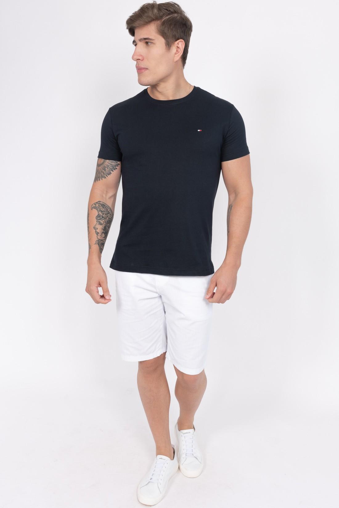 Camiseta Mc Tommy Hilfiger Basic