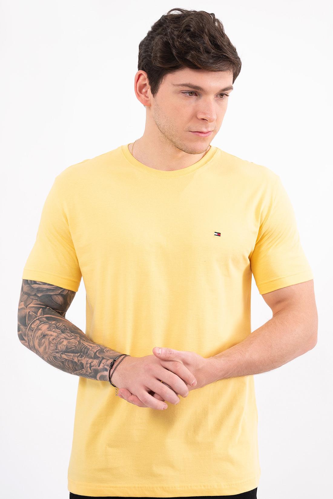 Camiseta Mc Tommy Hilfiger Mini Logo Peito