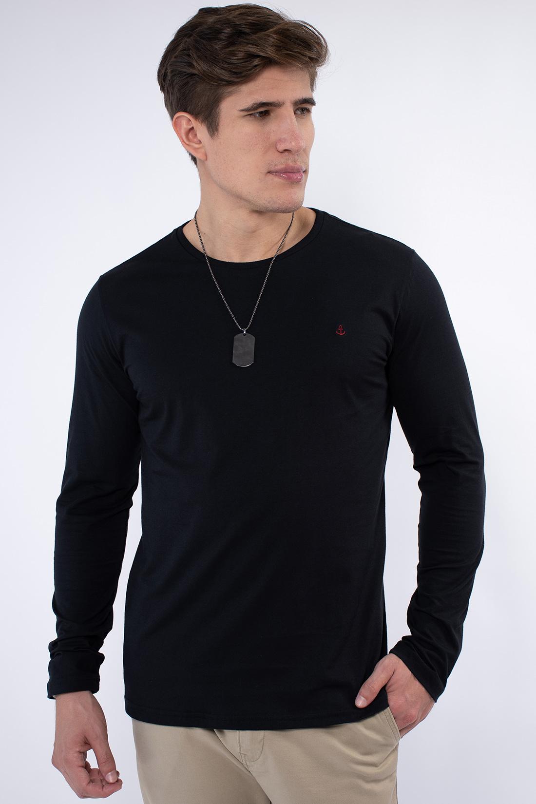 Camiseta Ml Basica King&Joe Basica