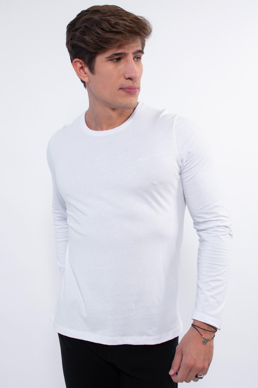 Camiseta Ml Colcci Basica