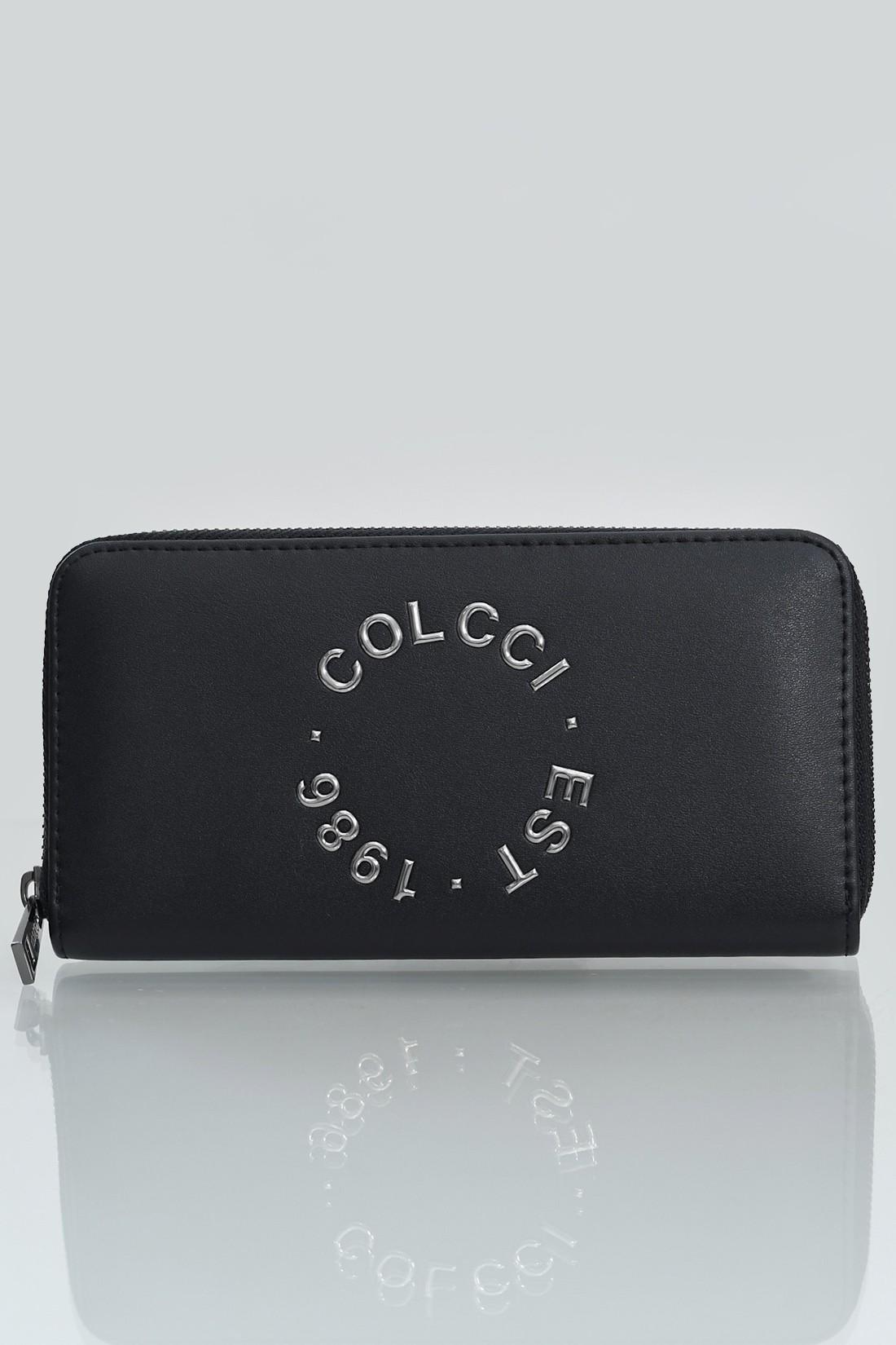 Carteira Fem Colcci Logo Circular