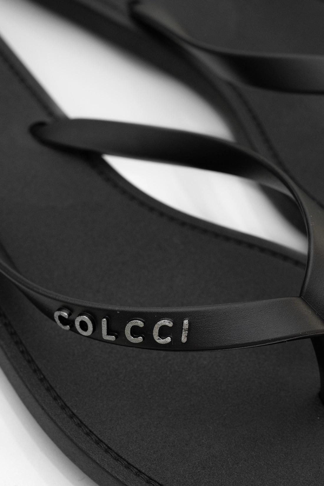 Chinelo Colcci Venice Logo Metalico