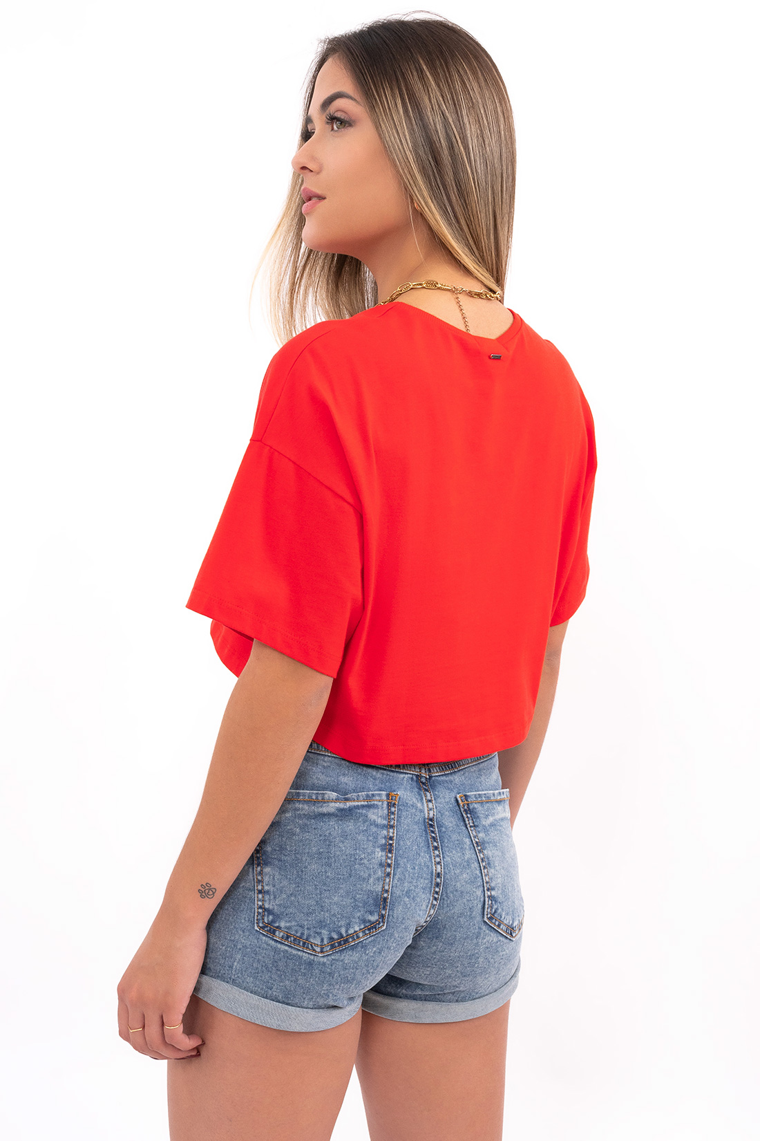 Cropped Sommer Over Liso