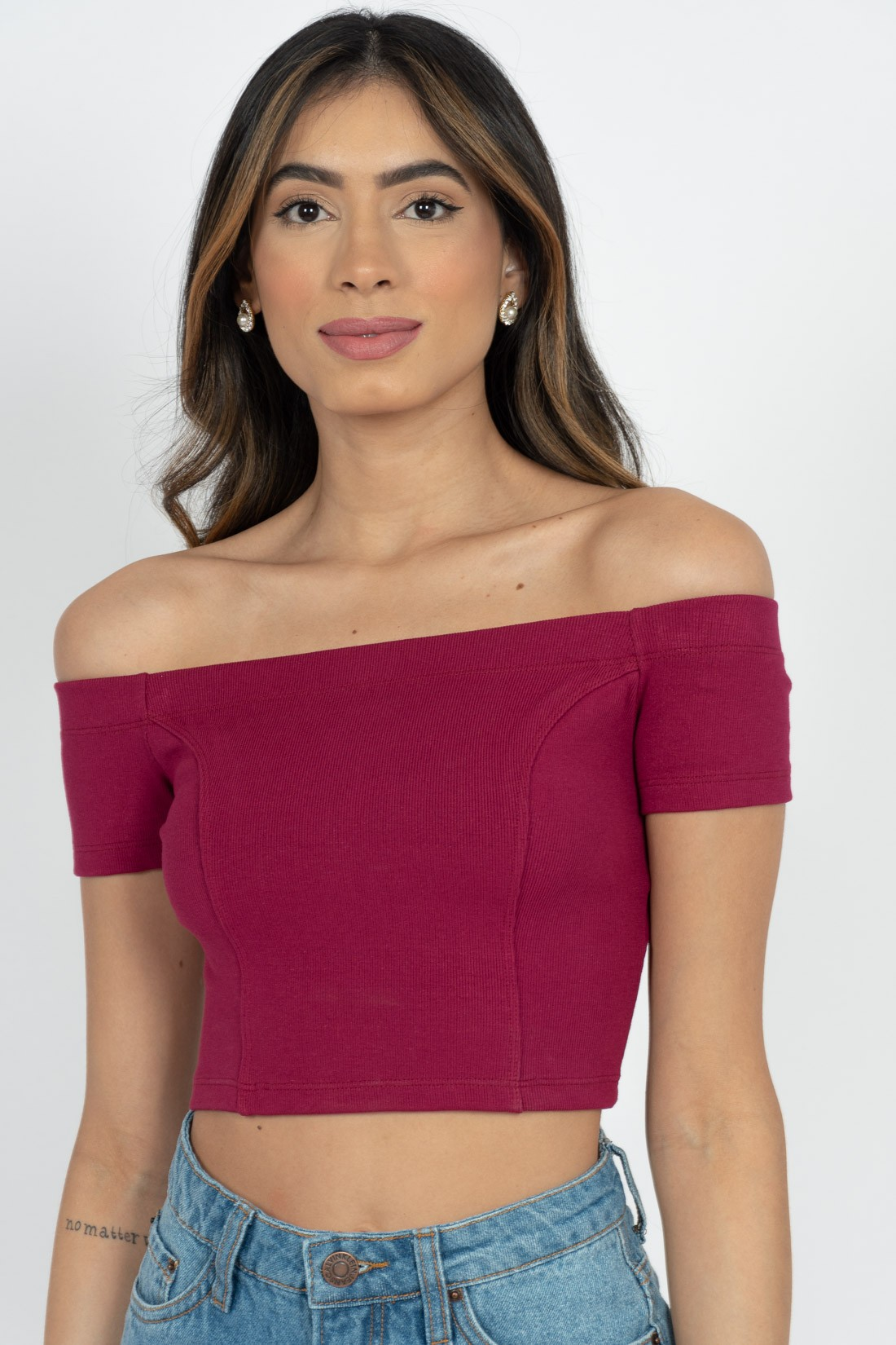 Cropped Sommer Petit