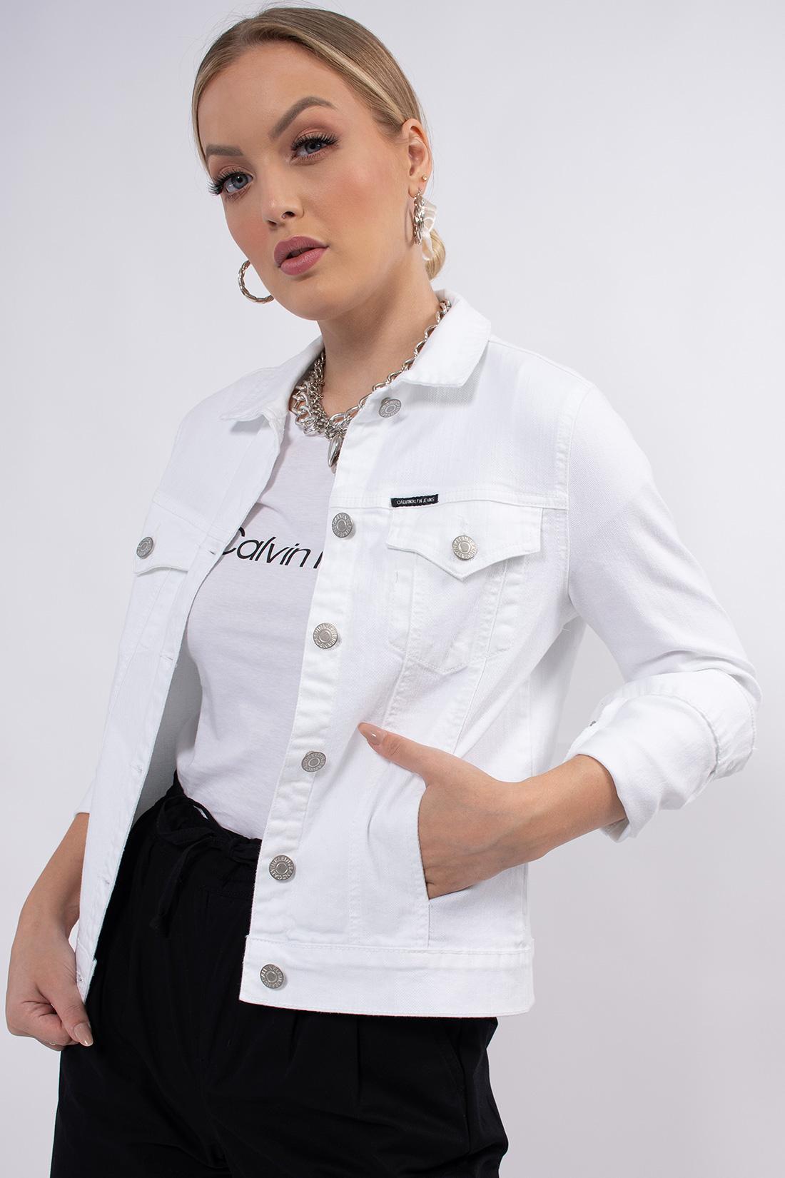 Jaqueta Calvin Klein Trucker Infinite