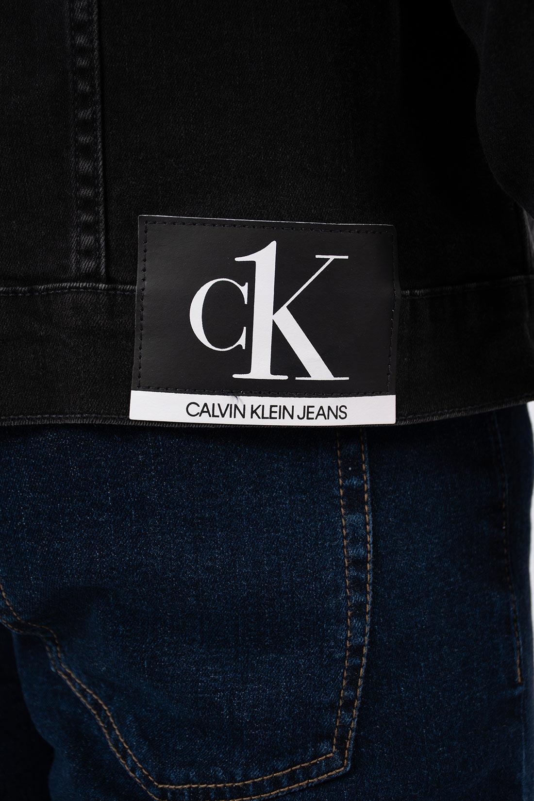 Jaqueta Jeans Calvin Klein Trucker