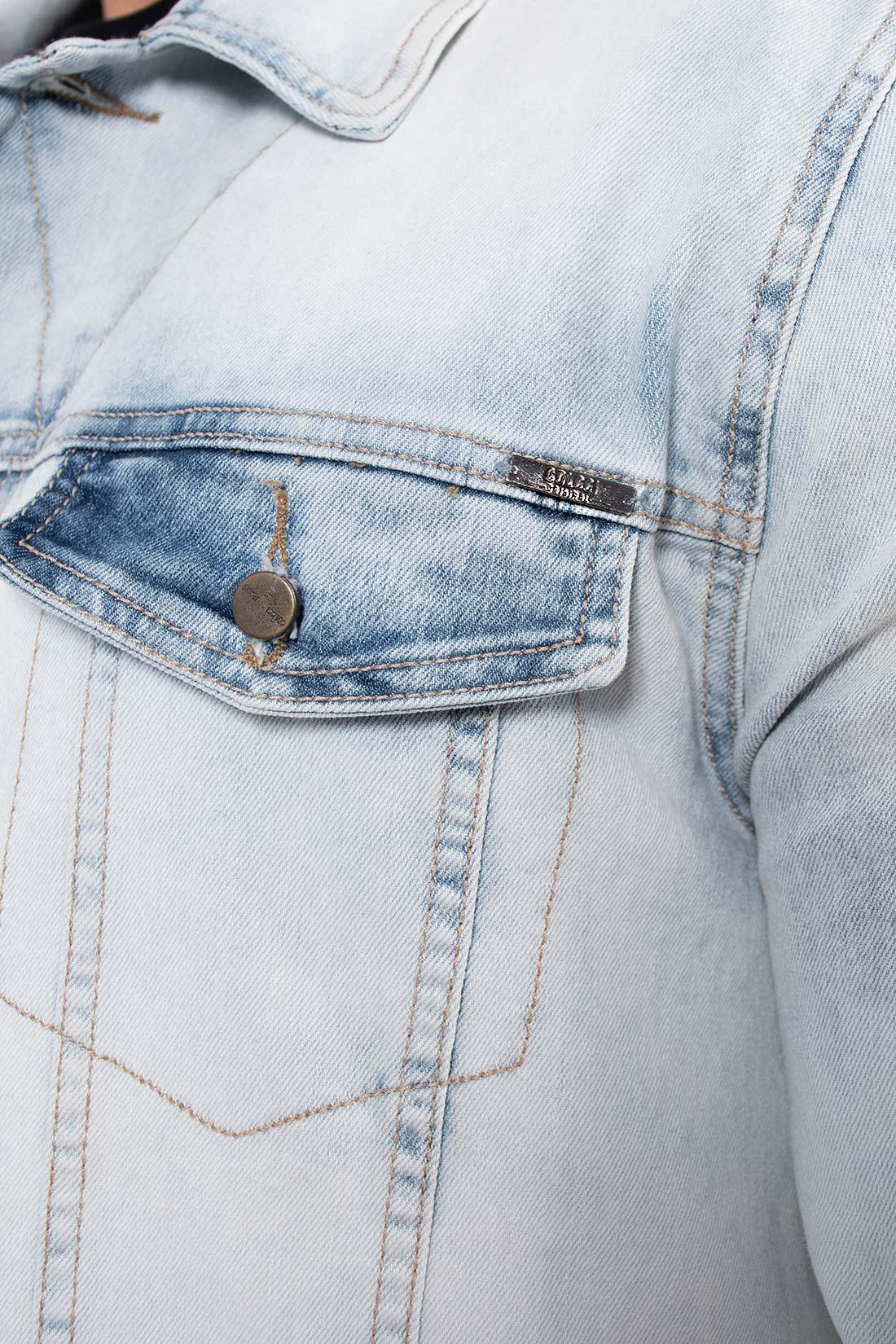 Jaqueta Jeans Colcci Acid