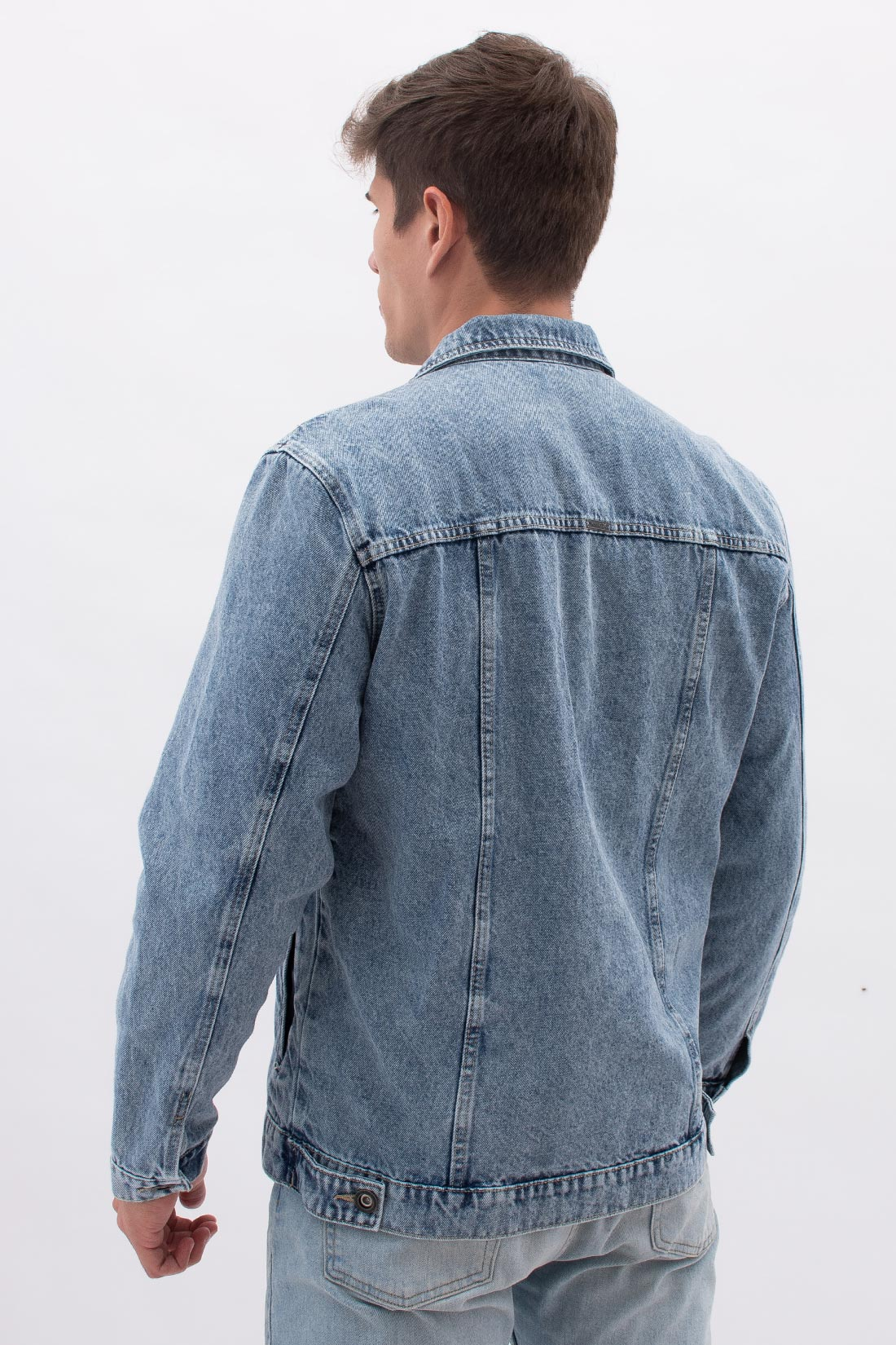 Jaqueta Jeans Hering