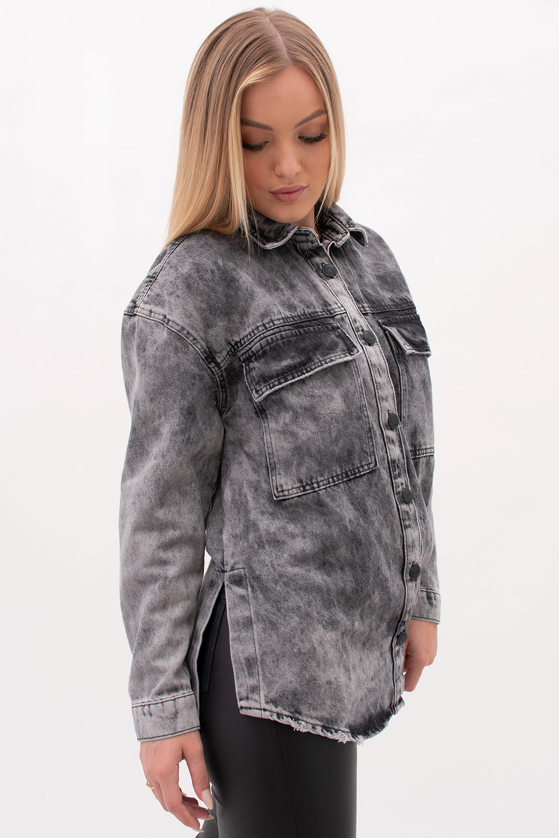 Jaqueta Jeans Hering Estonada