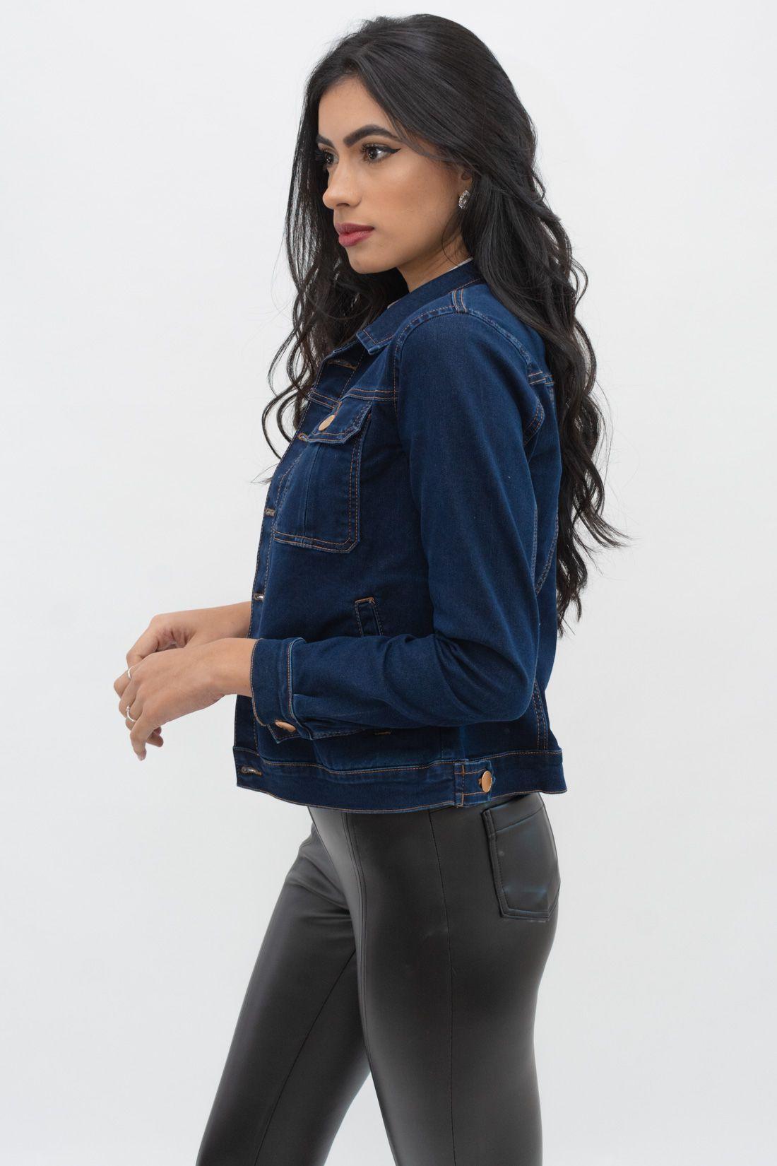 Jaqueta Jeans Loofting Amanda