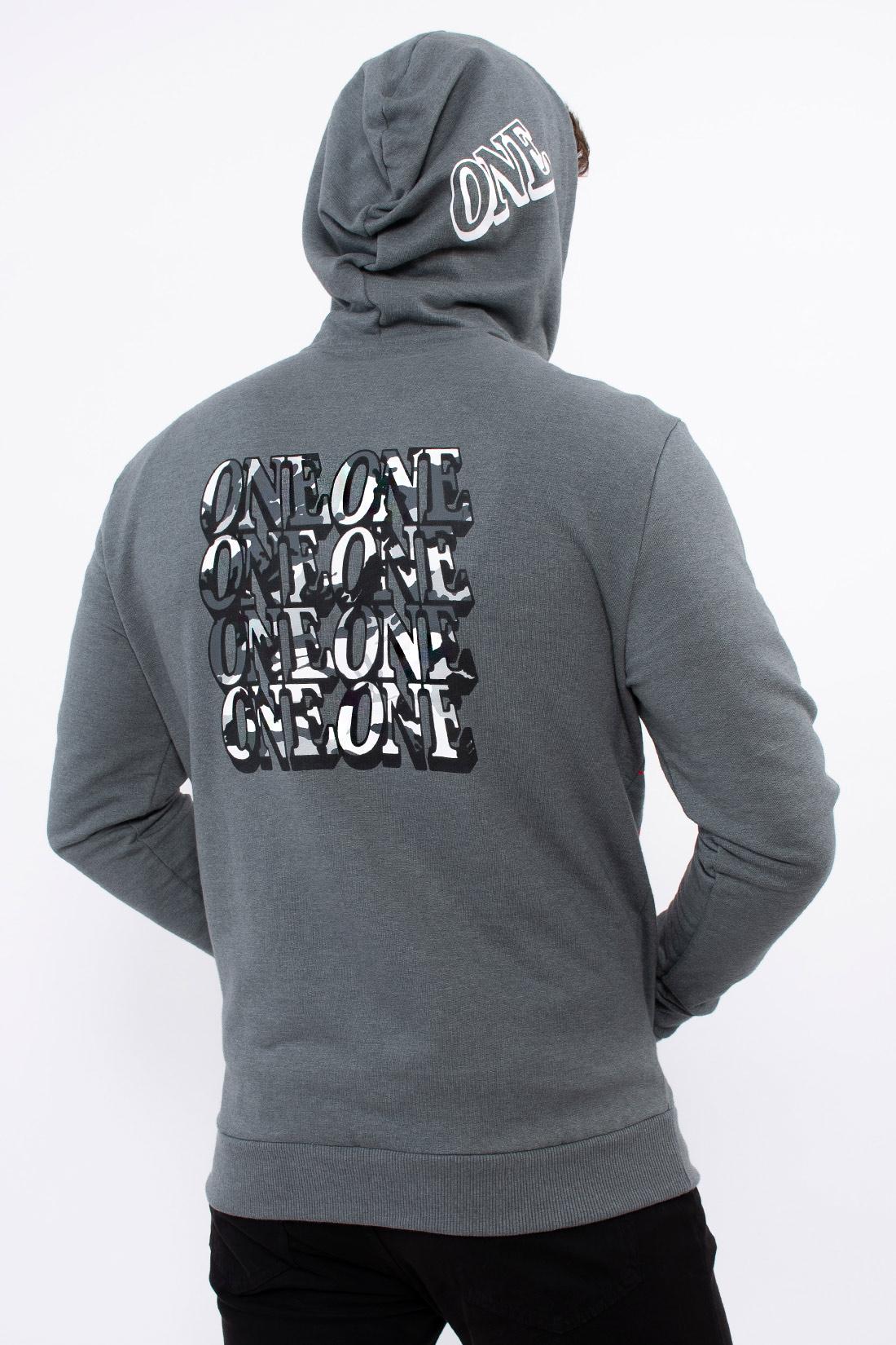 Jaqueta Moletom Calvin Klein Com Capuz