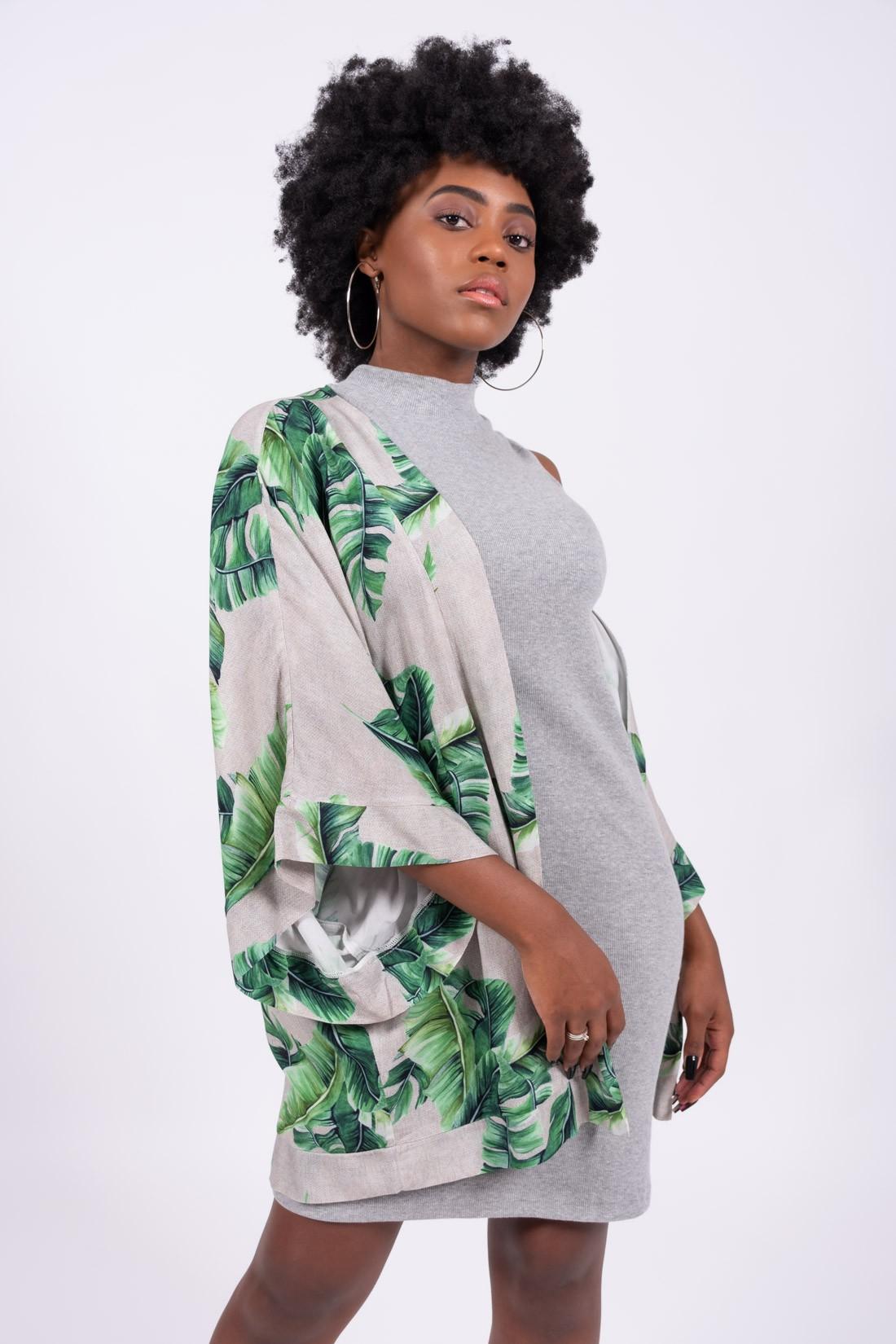 Kimono Yexx Folhagem