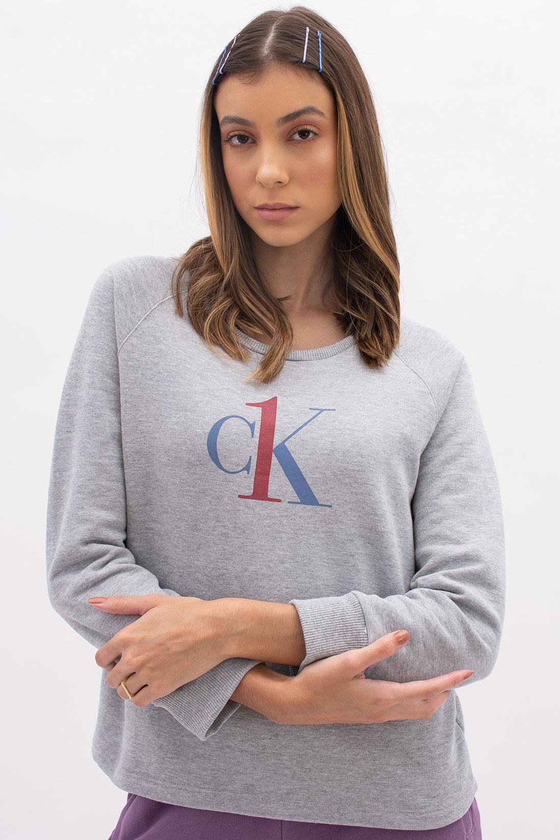 Moletom Calvin Klein Ck