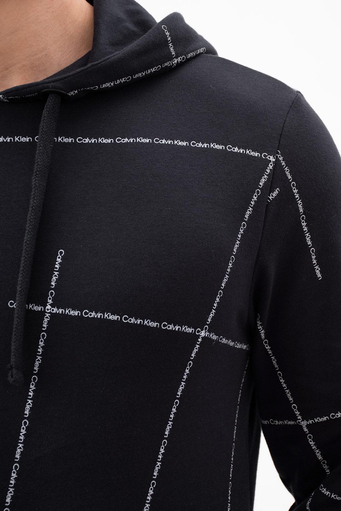 Moletom Calvin Klein Estampado Logo