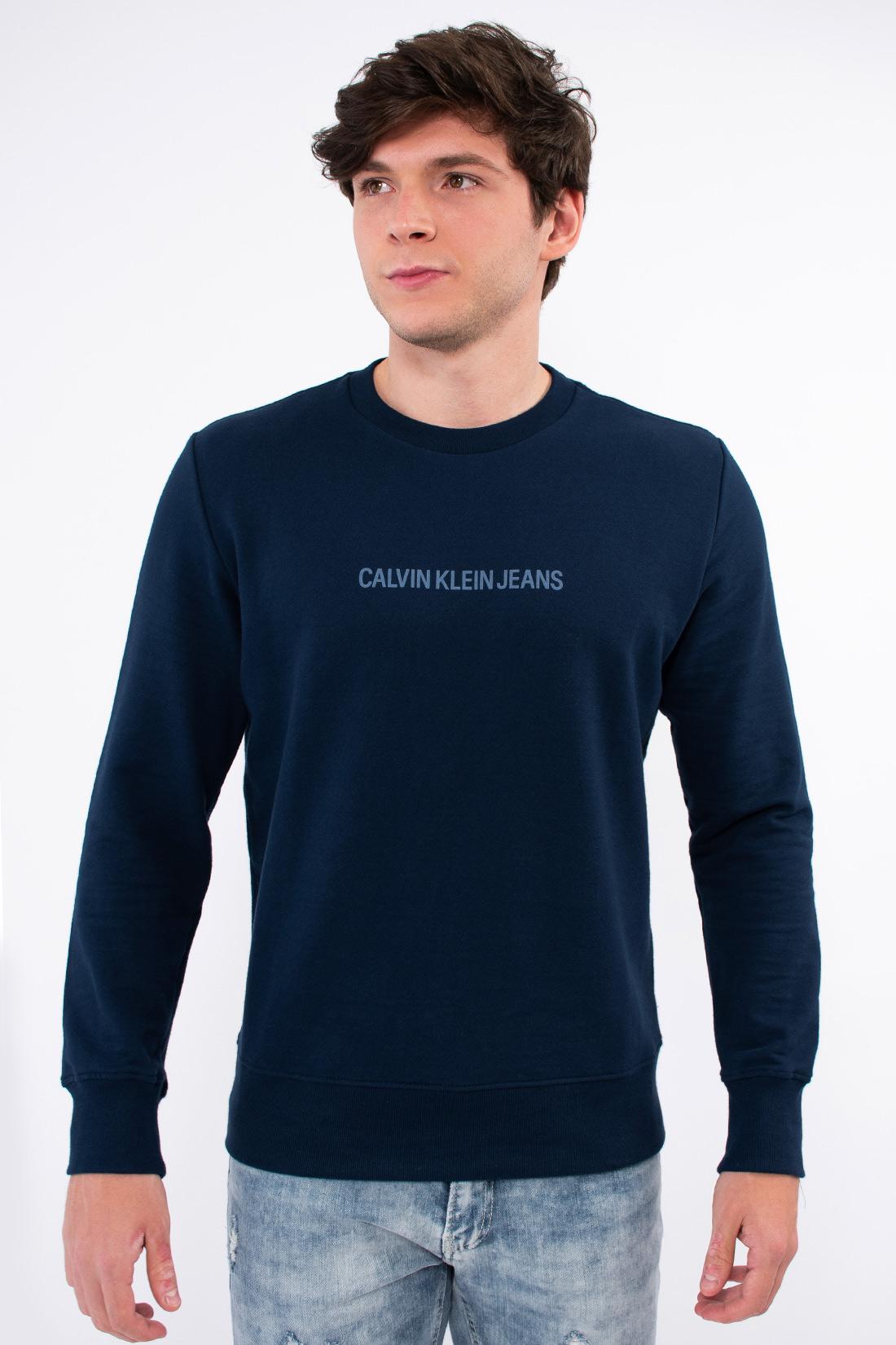 Moletom Calvin Klein Logo Basico