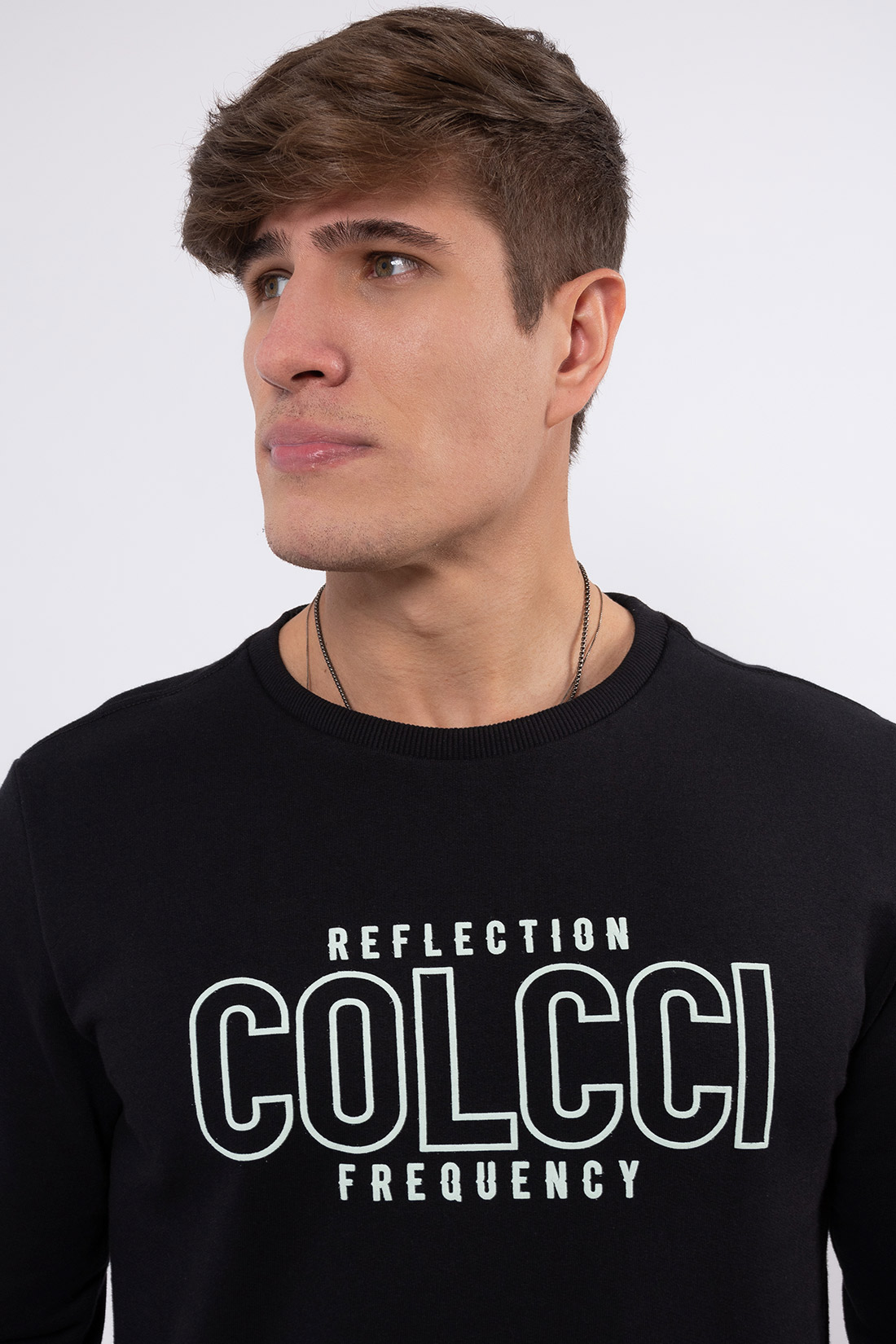 Moletom Colcci Reflection Frequency
